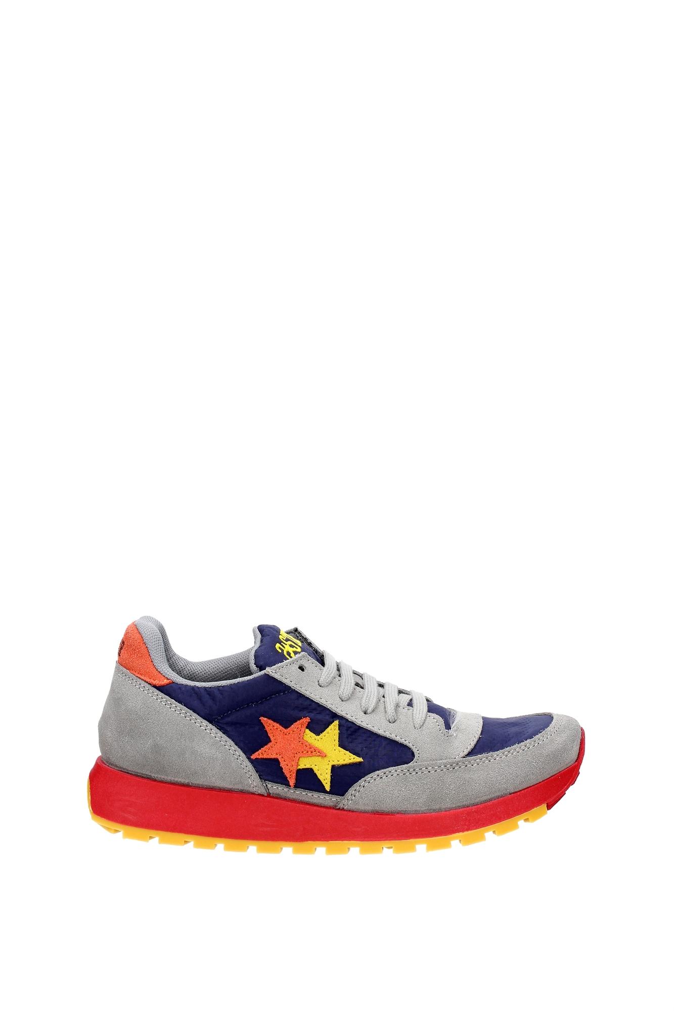 Sneakers-2star-Herren-2SU1150BLUGRIGIO