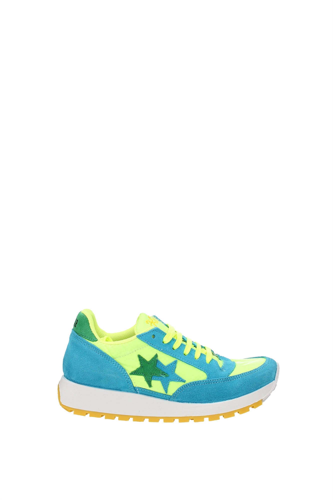 Sneakers (2SD1140VERDECOBALTO) 2star Damen -  (2SD1140VERDECOBALTO) Sneakers 951100