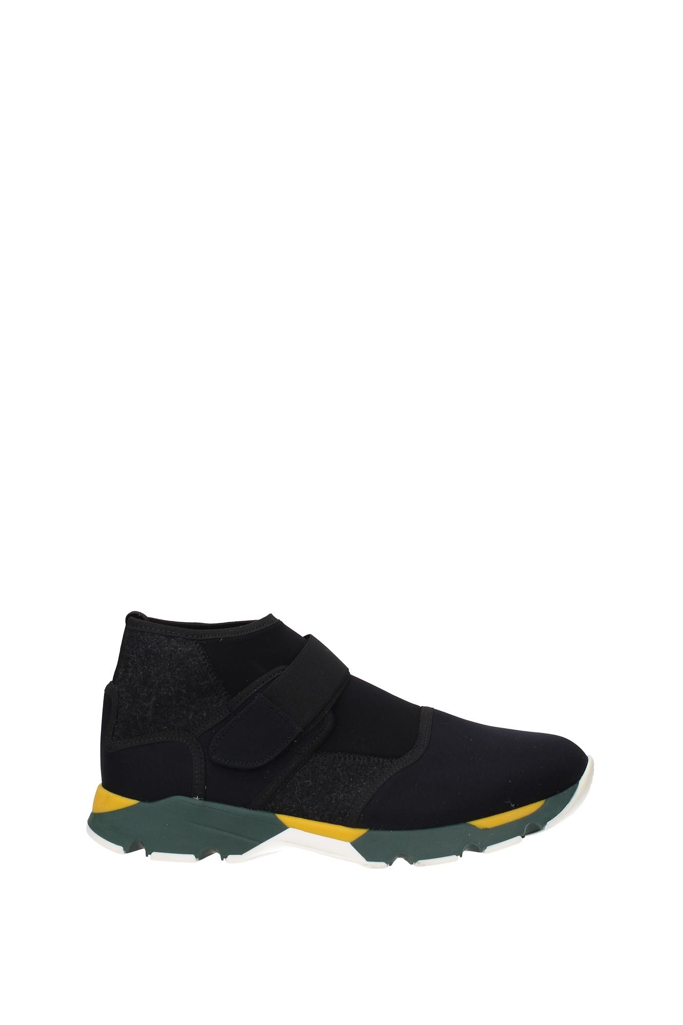 Sneakers Marni Marni Sneakers Herren - Stoff (M24WS0017S47092900) 1b32a4