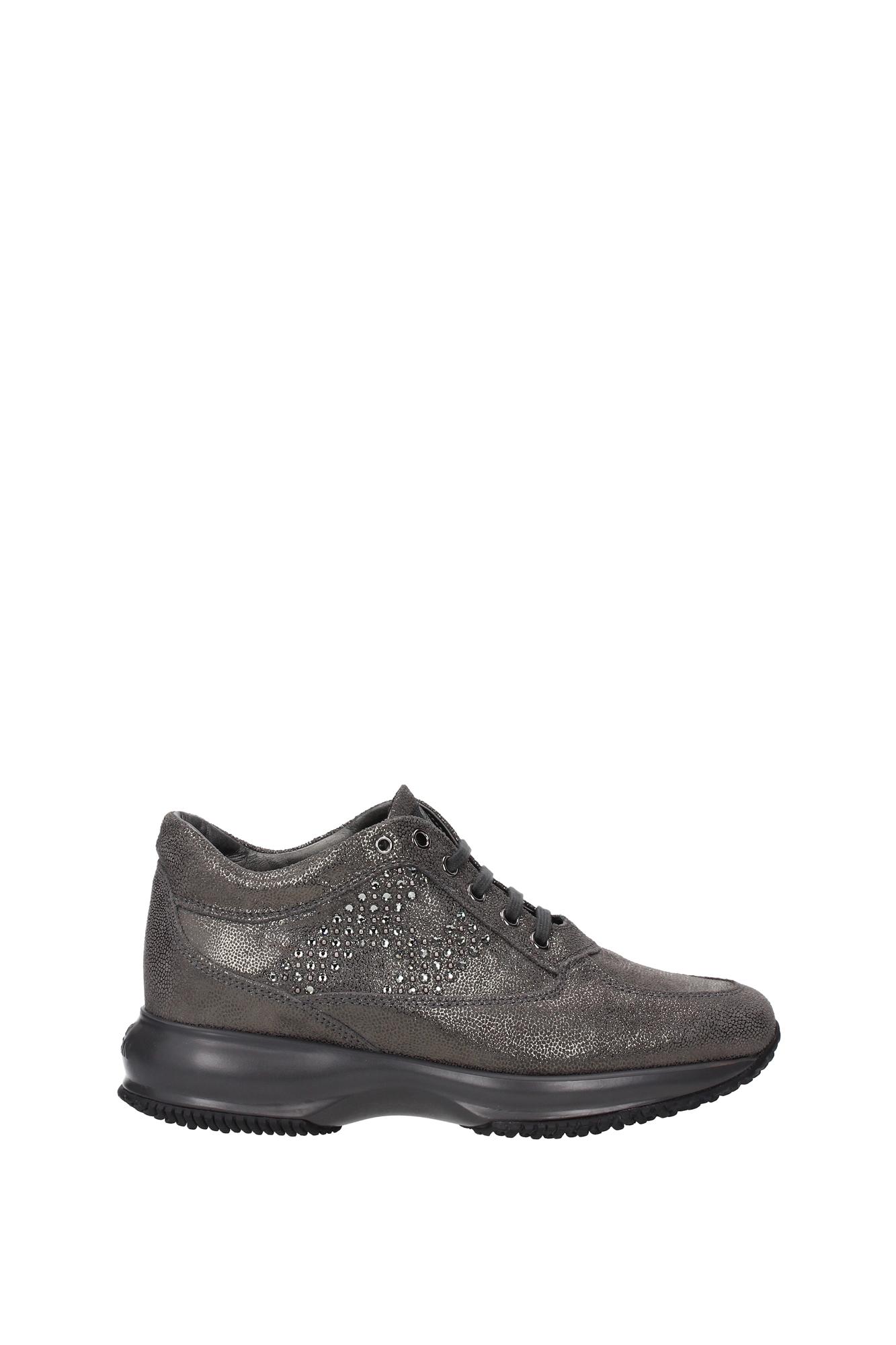 Sneakers Hogan interactive Damen - Wildleder (HXW00N0E4306QIB800)