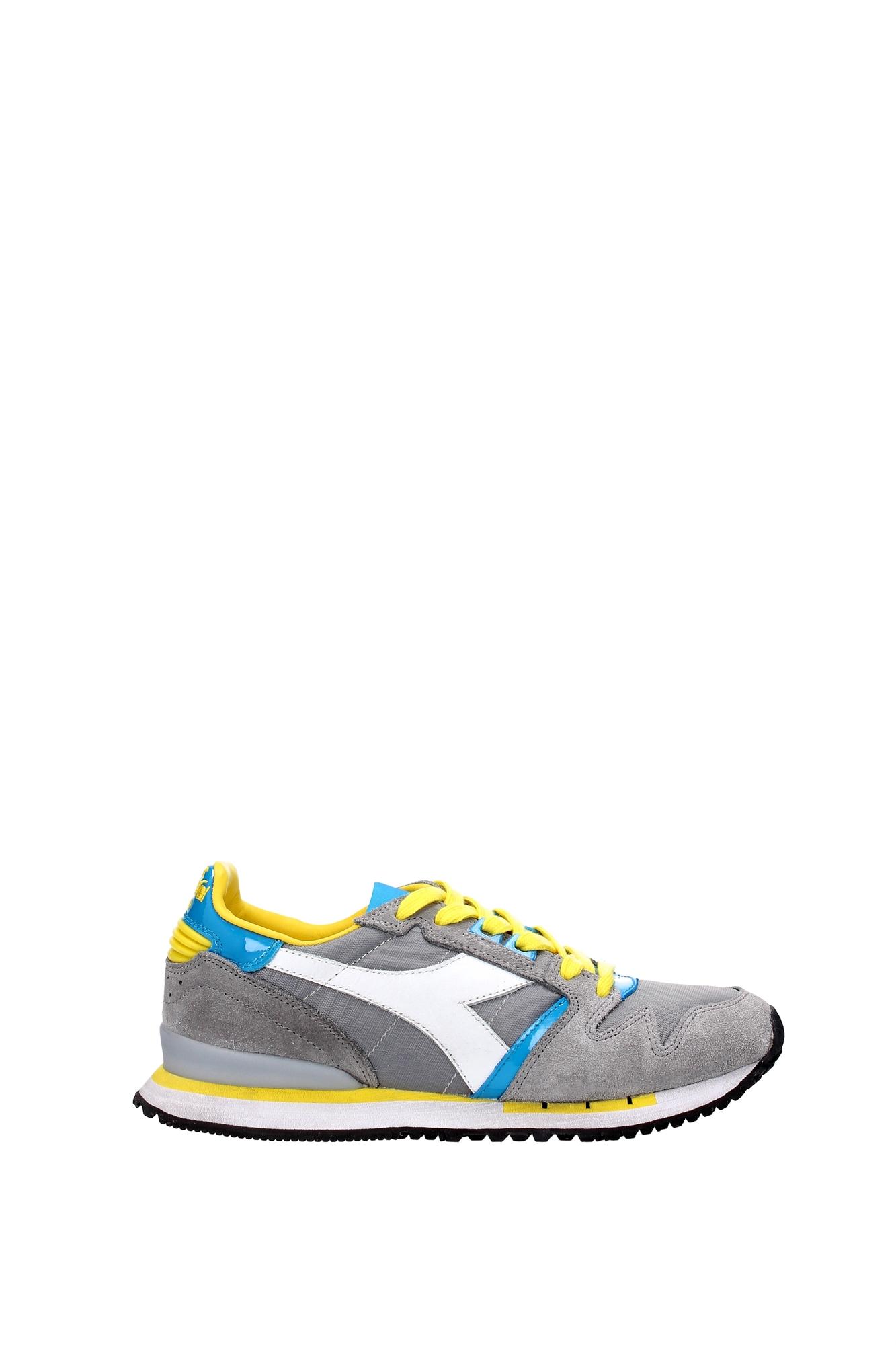 Sneakers Heritage Diadora Heritage Sneakers Damen - Stoff (1613190175060WILDEDOVE) 354d94