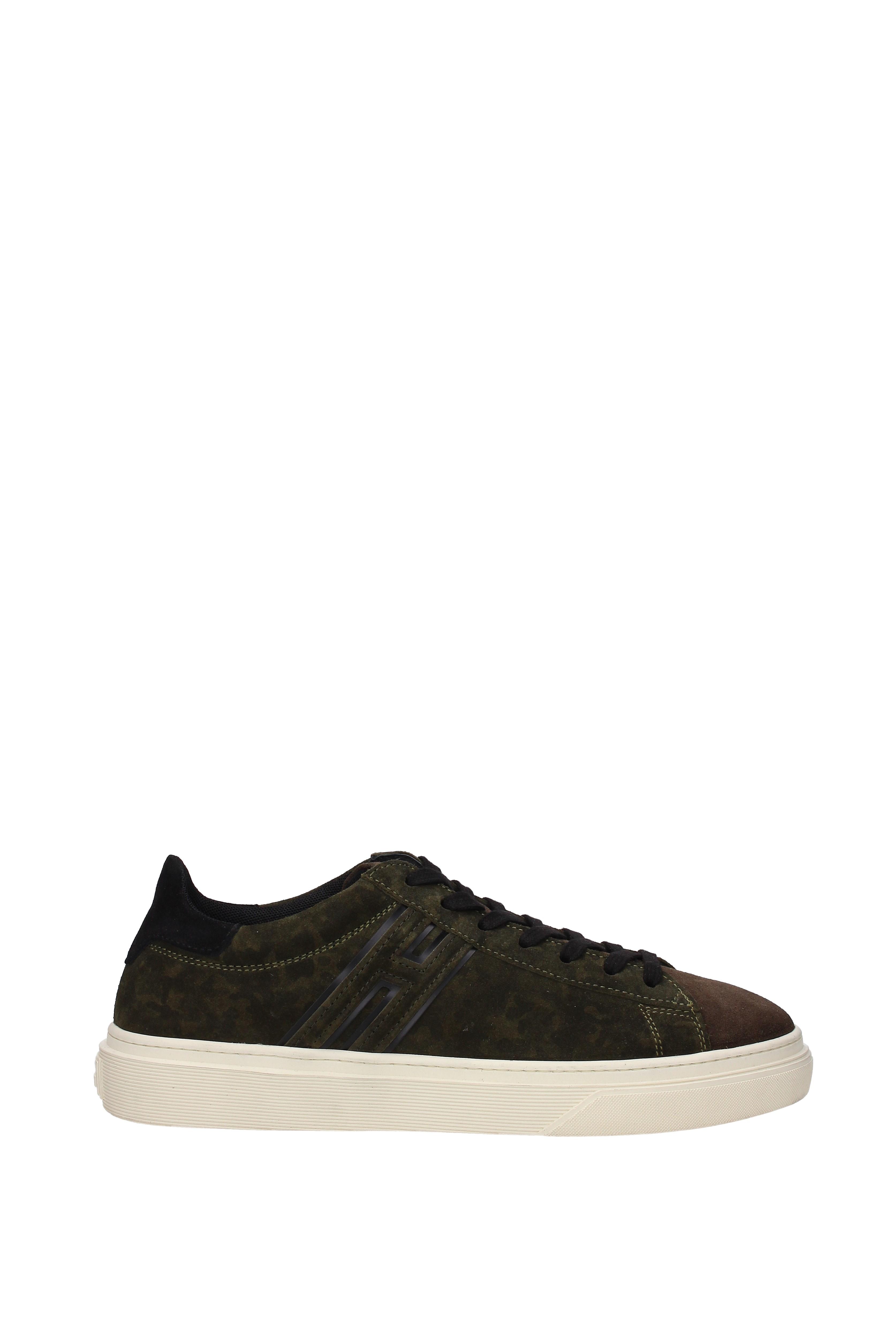 Sneakers Hogan Herren Herren Hogan - Wildleder (HXM3400J310HT8) 7073ae