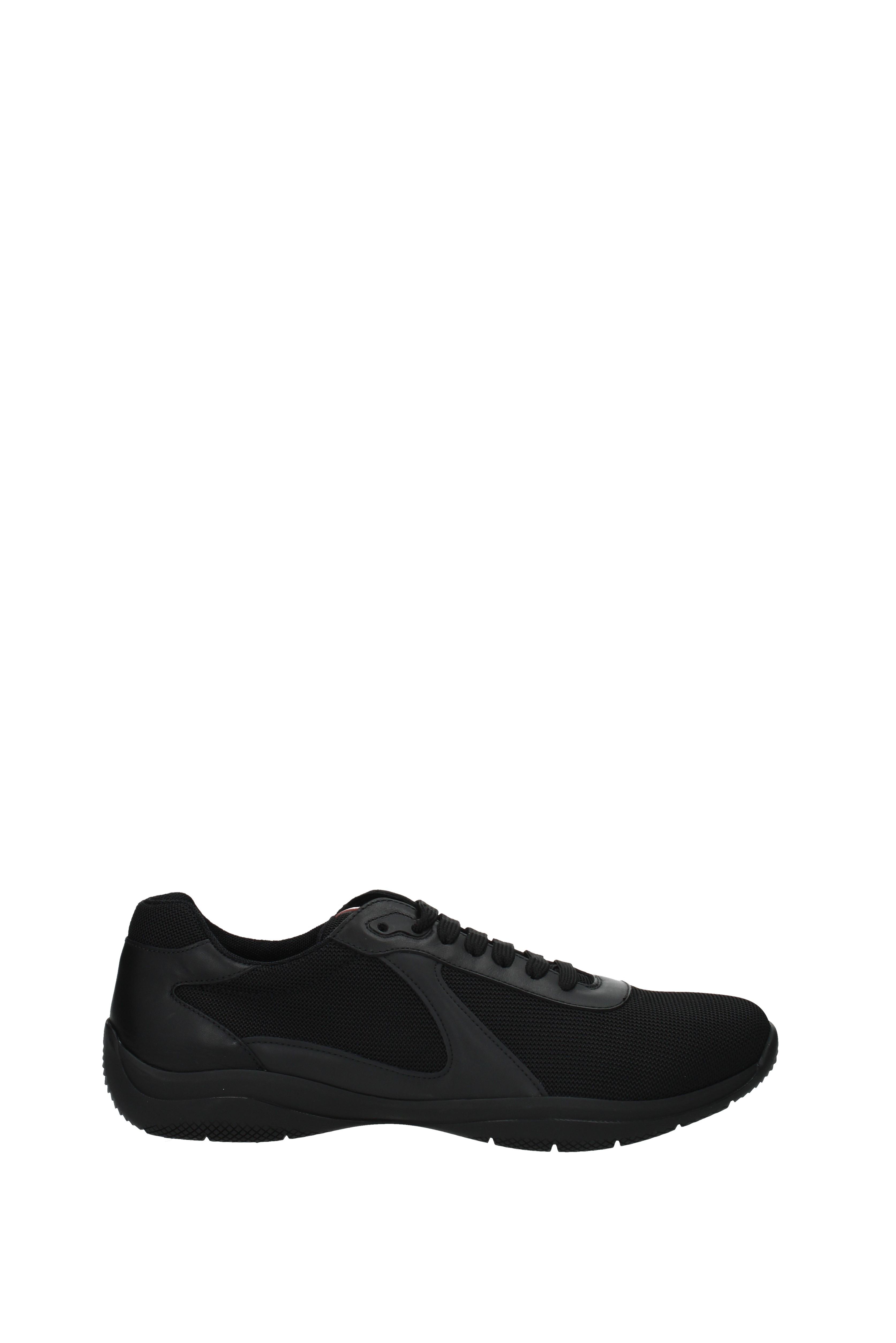 Sneakers Prada Prada Sneakers Herren - Stoff (4E3075RETEPLUME) e5e2a1