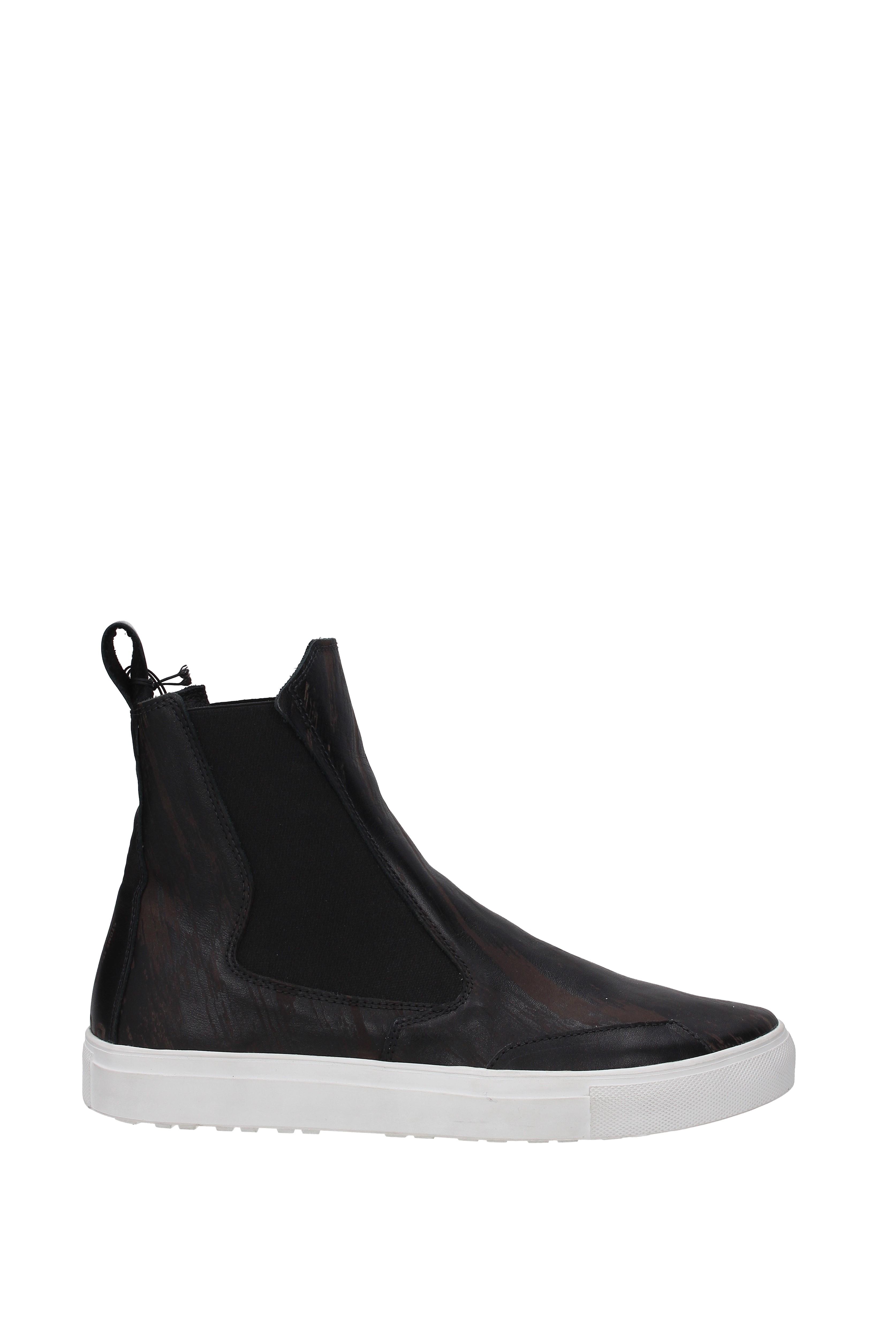 Sneakers Stone Island Island Island Herren - Leder (6719S0222V0029) c21065