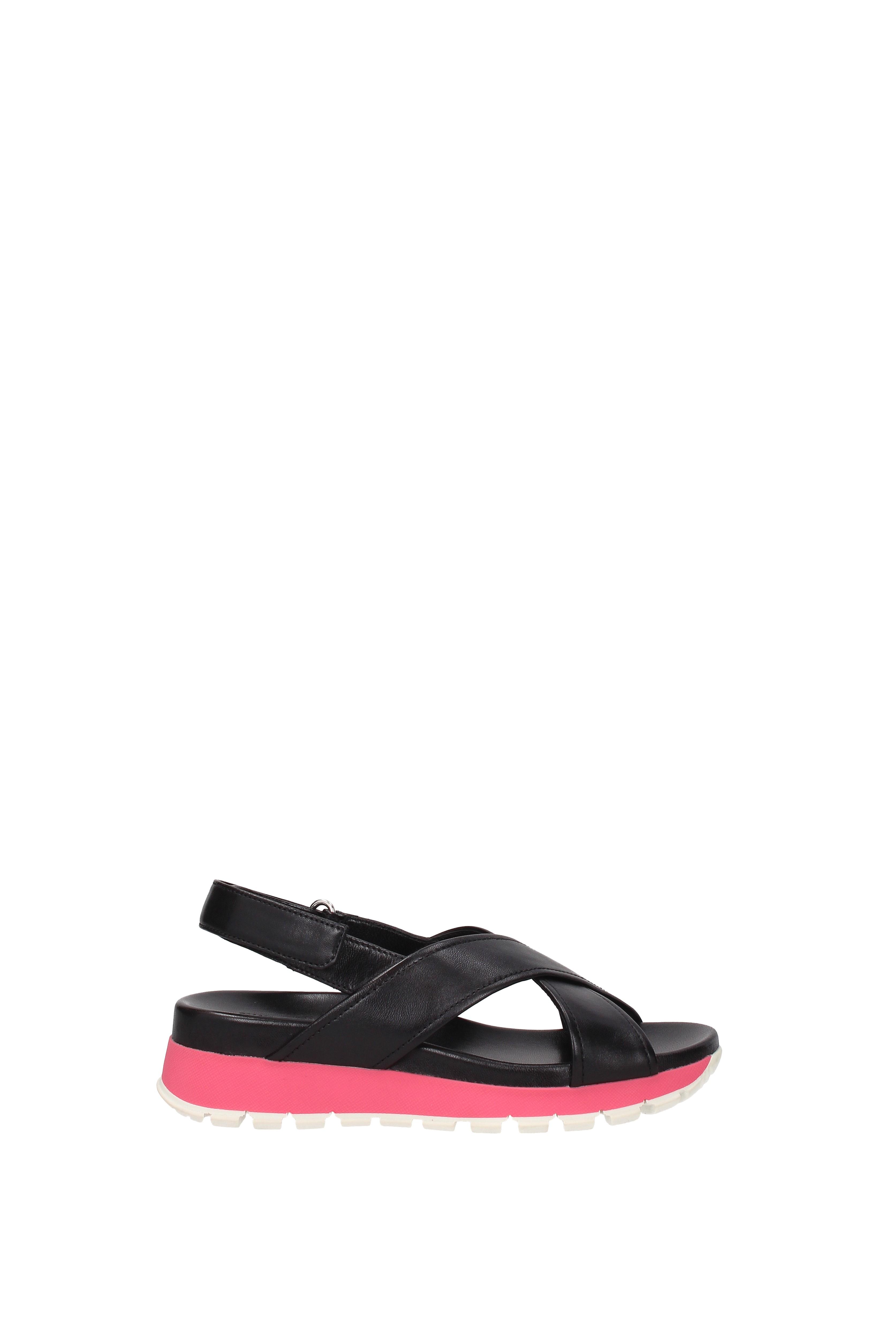 Sandalen Prada Damen - - Damen Leder (3X6022) 54ce1a