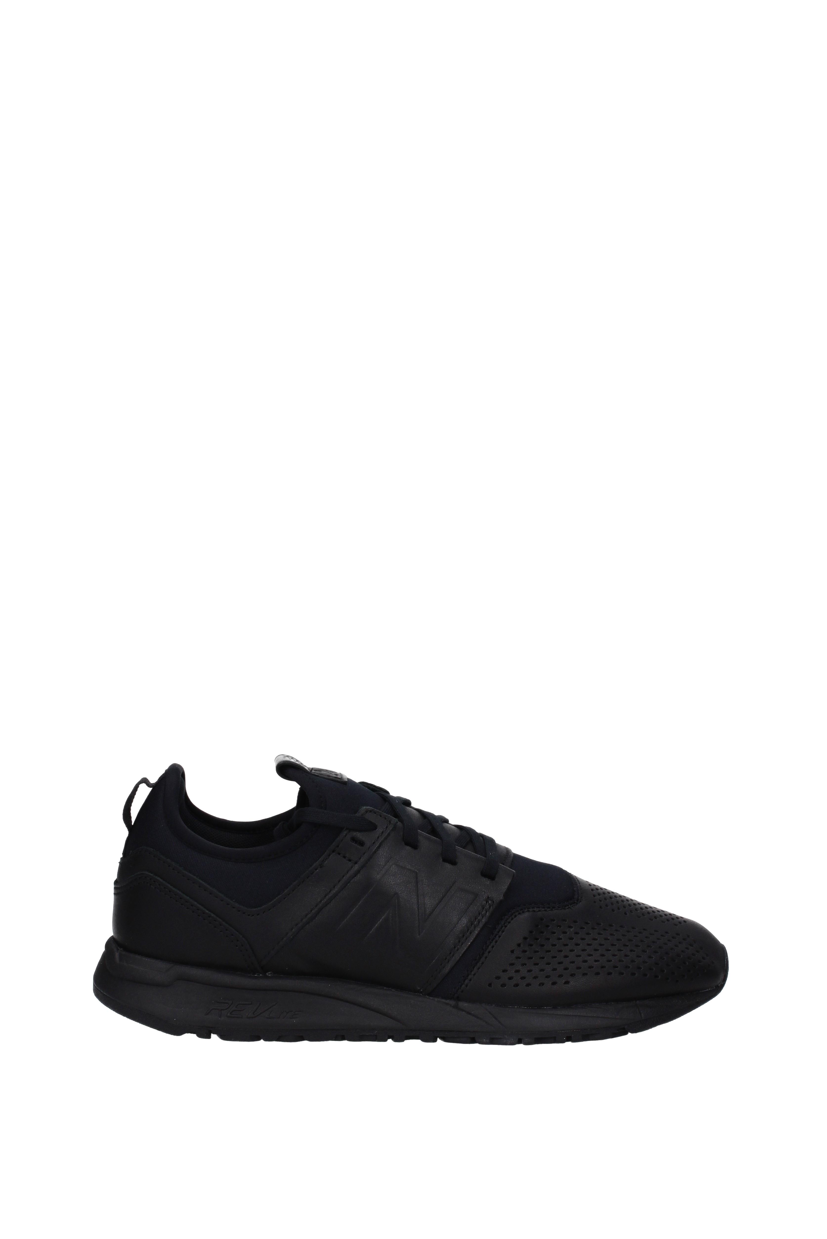 Sneakers Balance New Balance Sneakers Herren - Leder (PELLEMRL247L) 4ad4c4