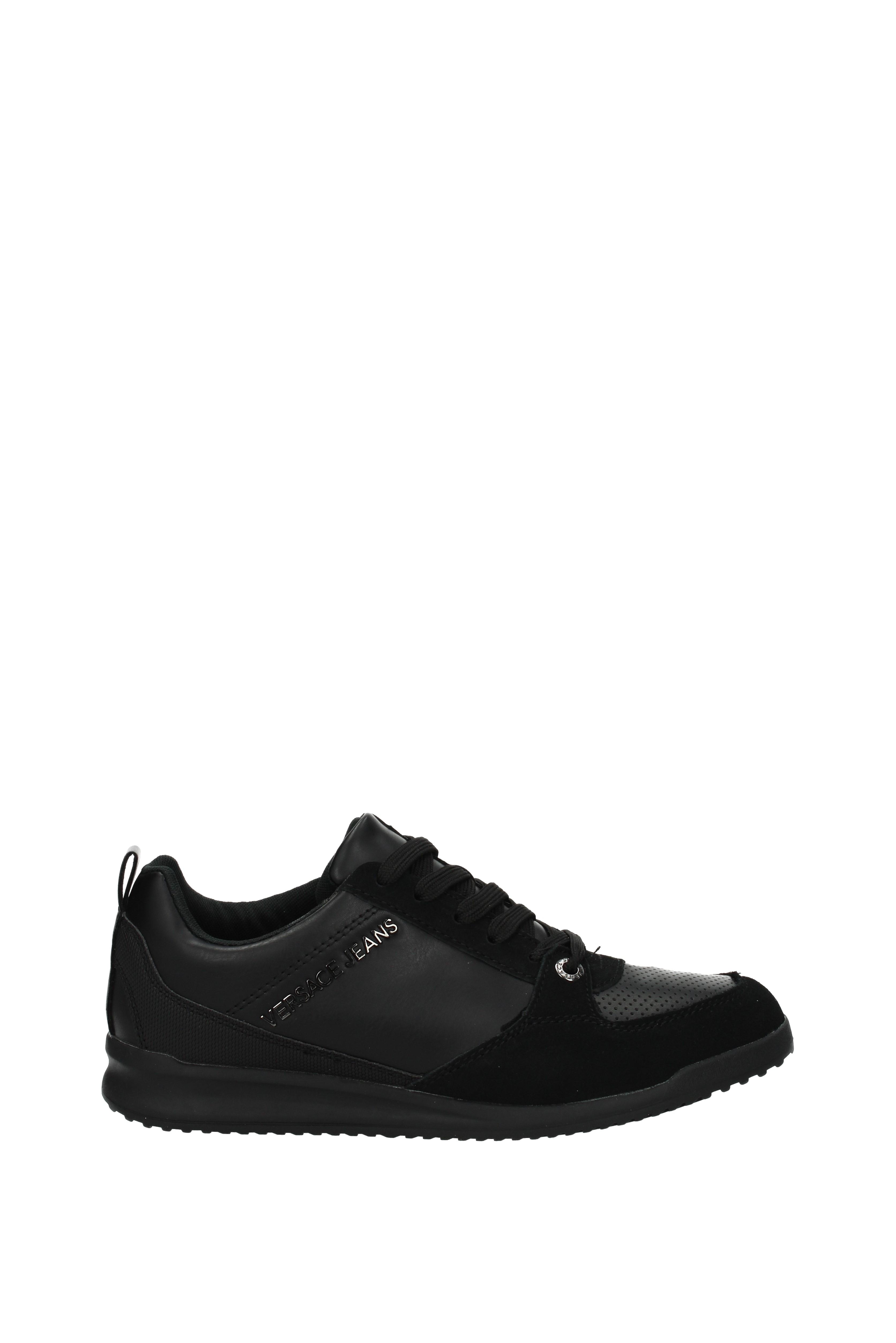 Sneakers Leder Versace Jeans Herren - Leder Sneakers (E0YRBSC470105) f9d242