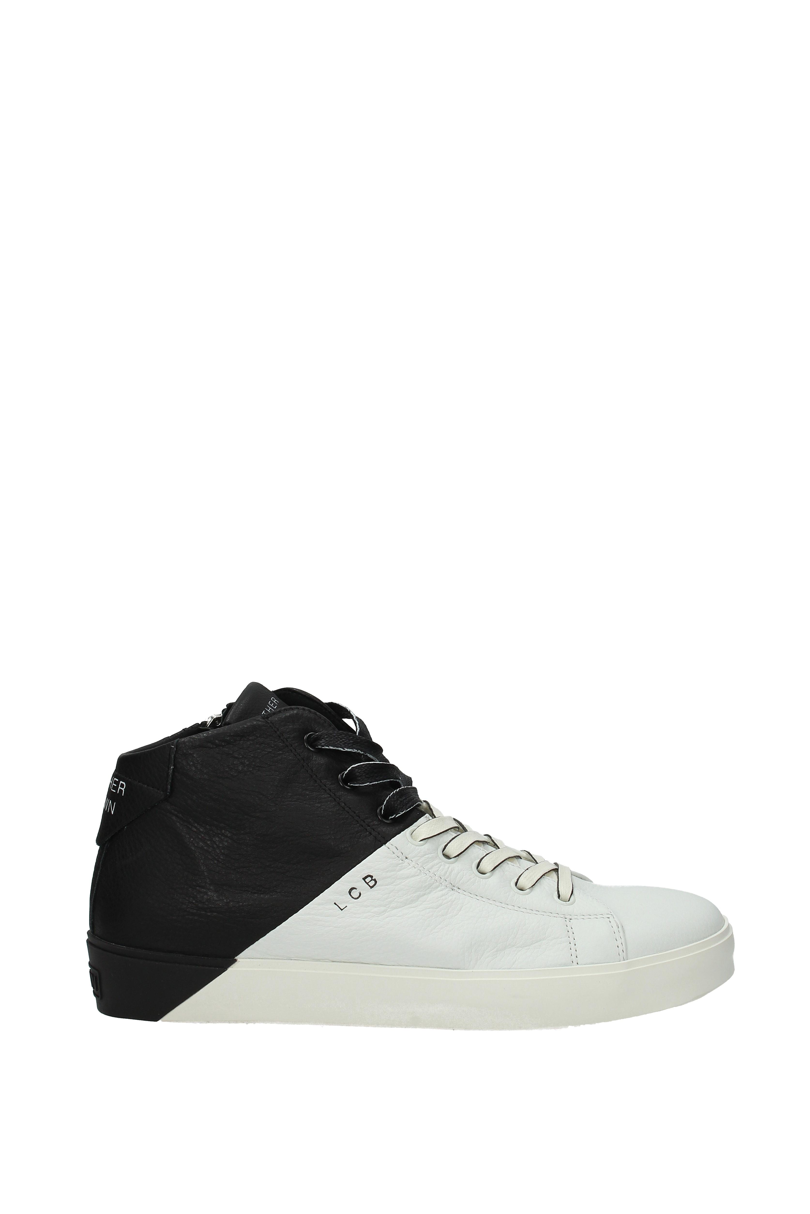 Sneakers Leder Leder Crown Herren - Leder Sneakers (MICONIC5) 98f60a