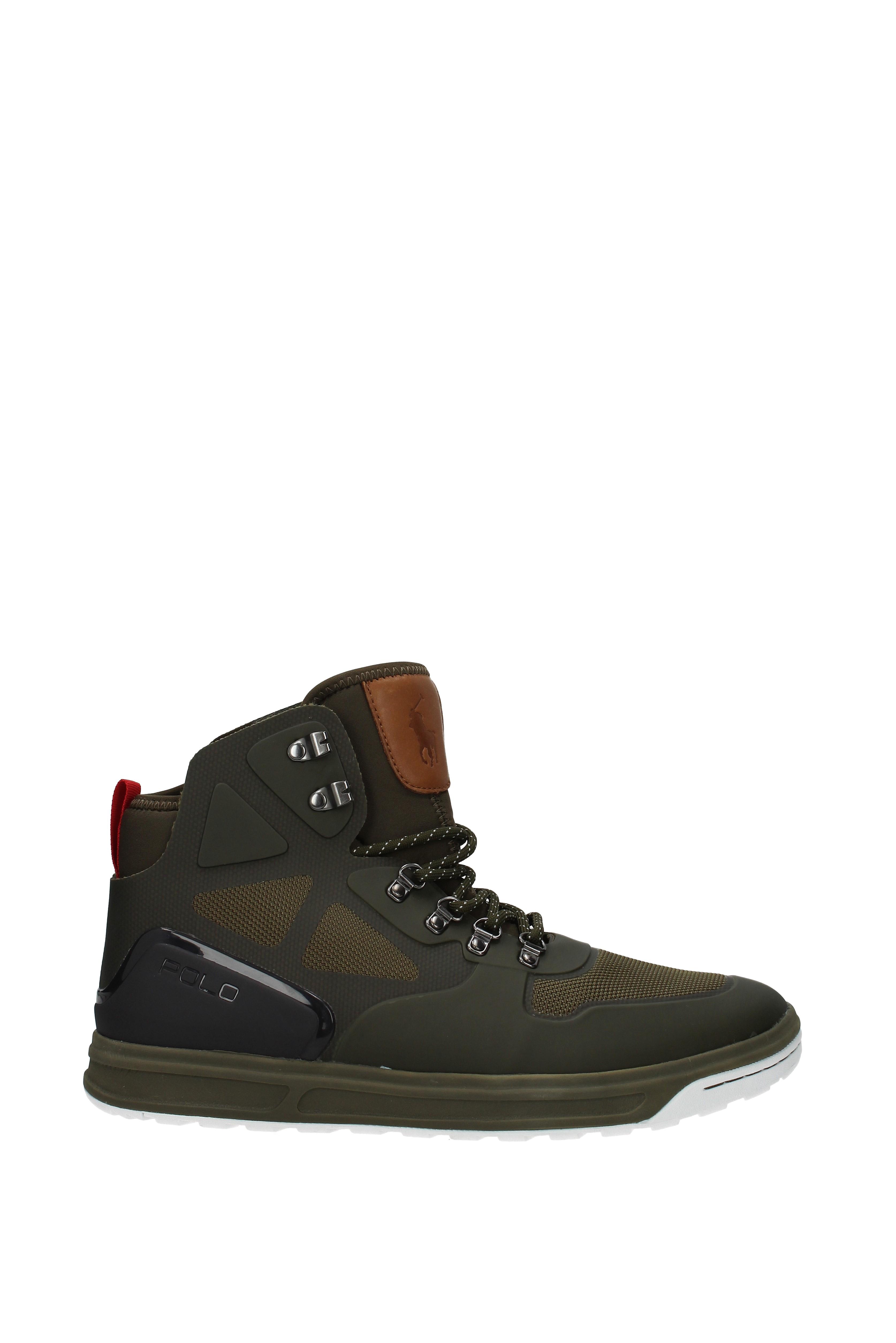Sneakers Ralph Lauren alpine Herren - Gummi (809672828)