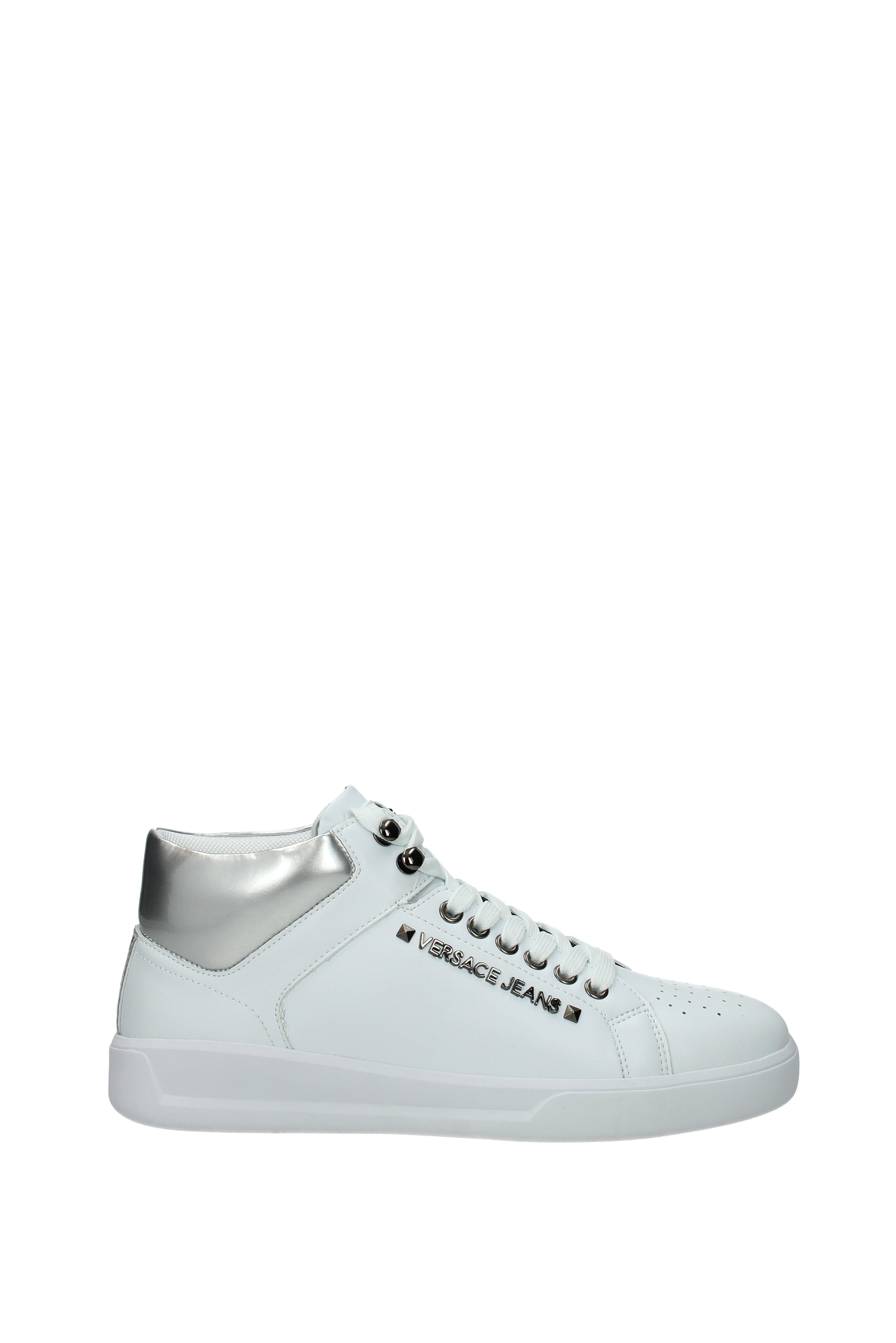 Sneakers Versace Herren Jeans Herren Versace - Leder (E0YRBSE370005) 03712f