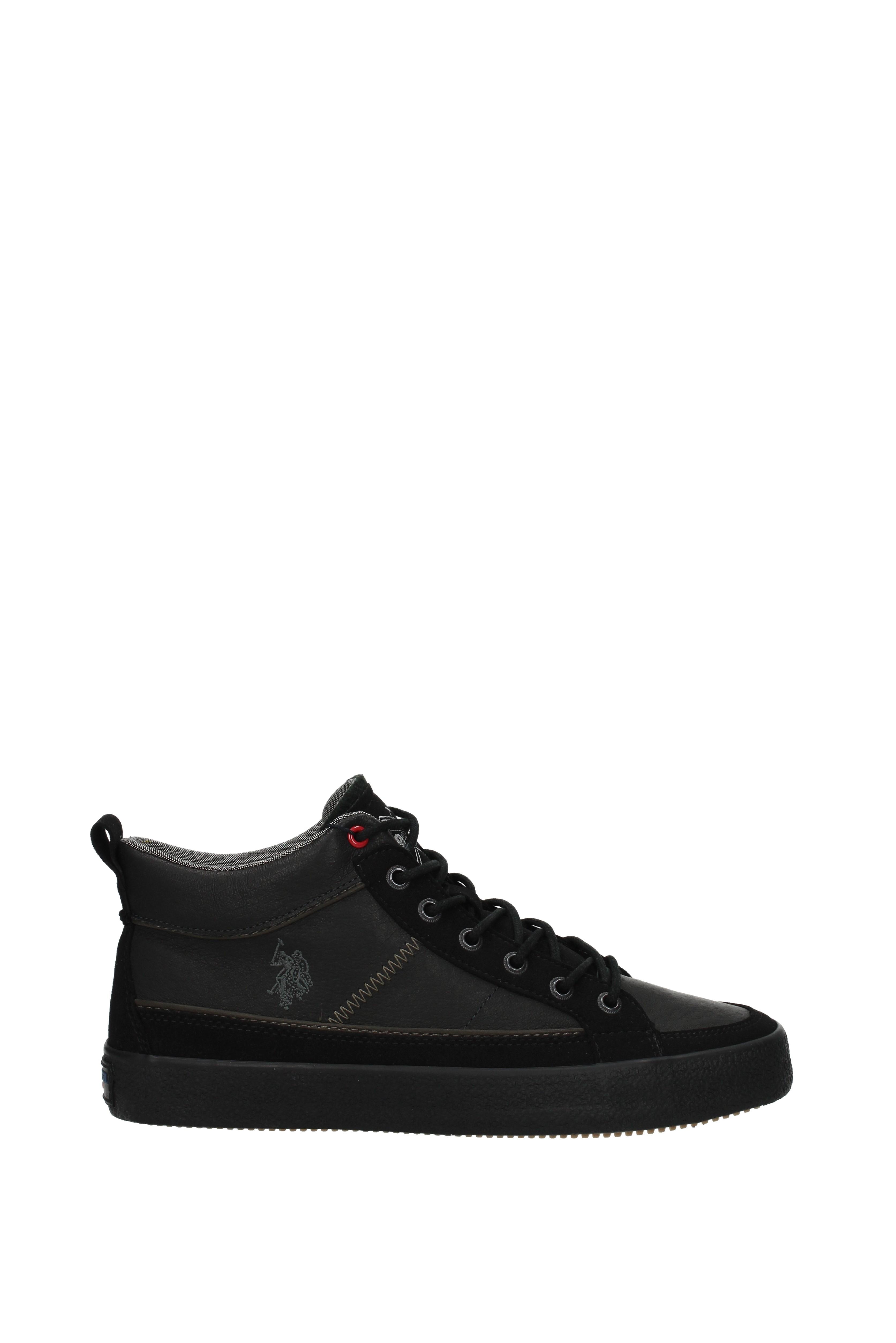 Sneakers Herren U.S. Polo Assn. sylvester Herren Sneakers - Leder (SYLVESTERLEATHERSUEDE) 7661ea