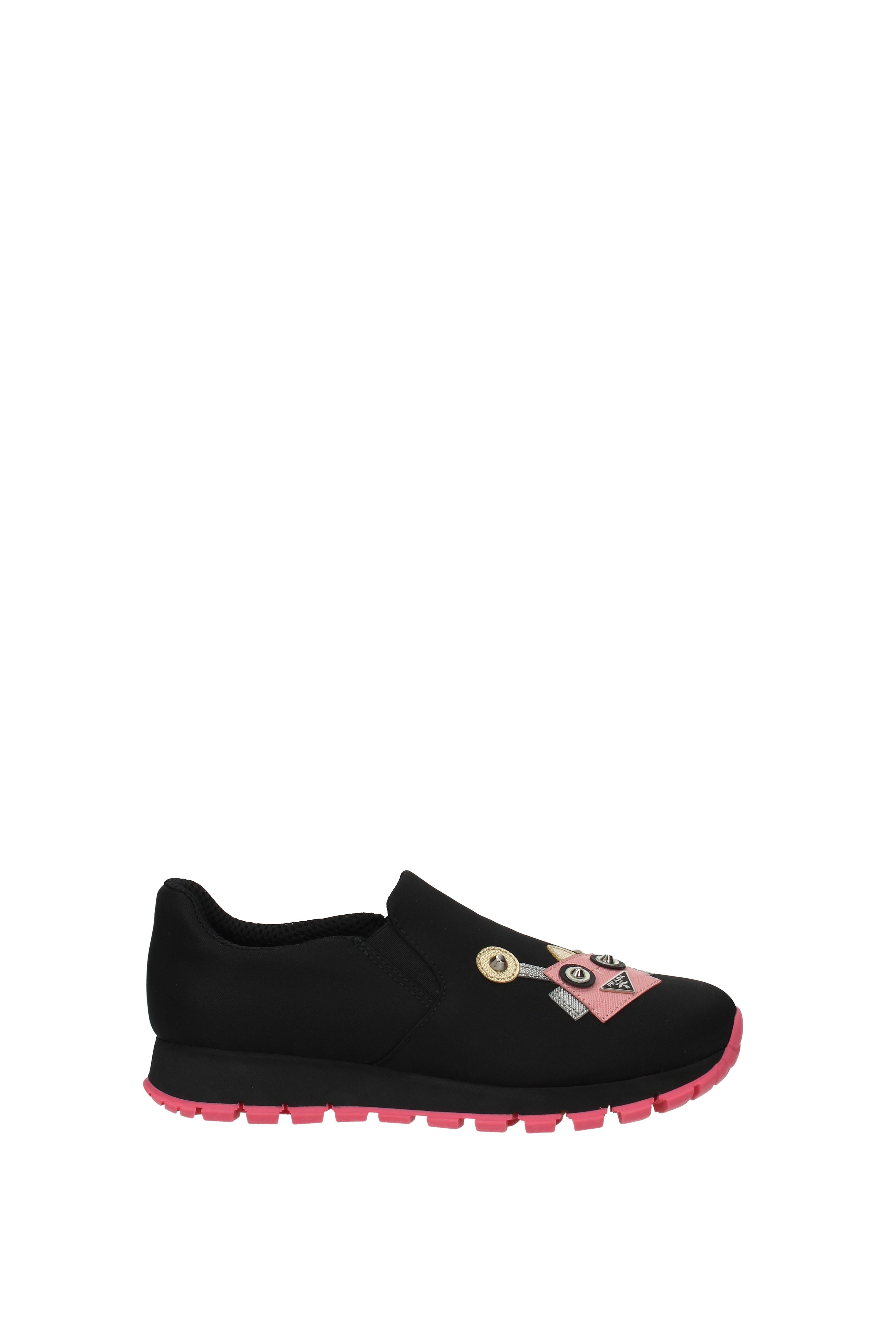 Sneakers Prada Damen - Stoff (1S532H) (1S532H) (1S532H) d9b02c