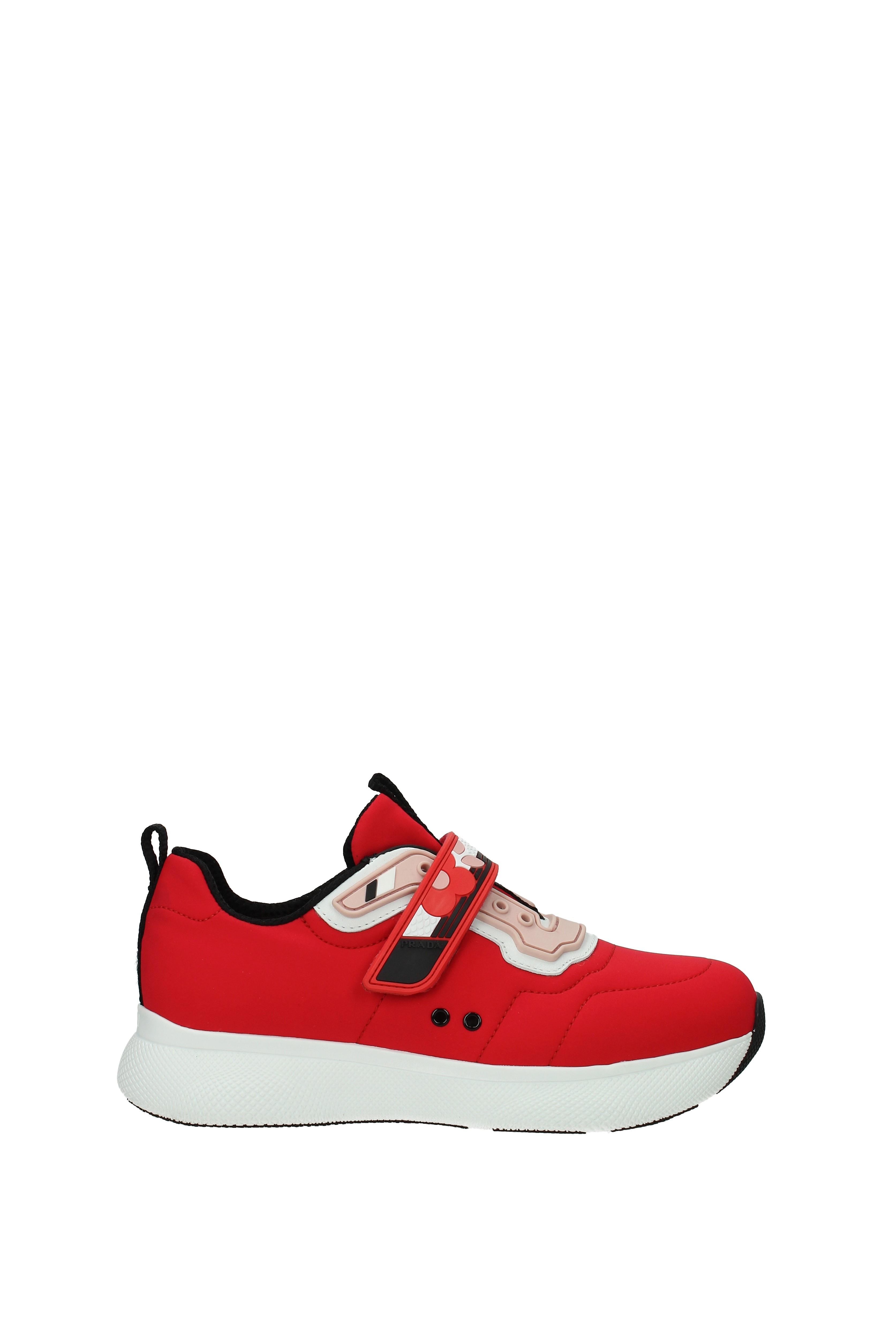 Sneakers Prada Prada Sneakers Damen - Stoff (3E6322NEOPRENE5) e38b61