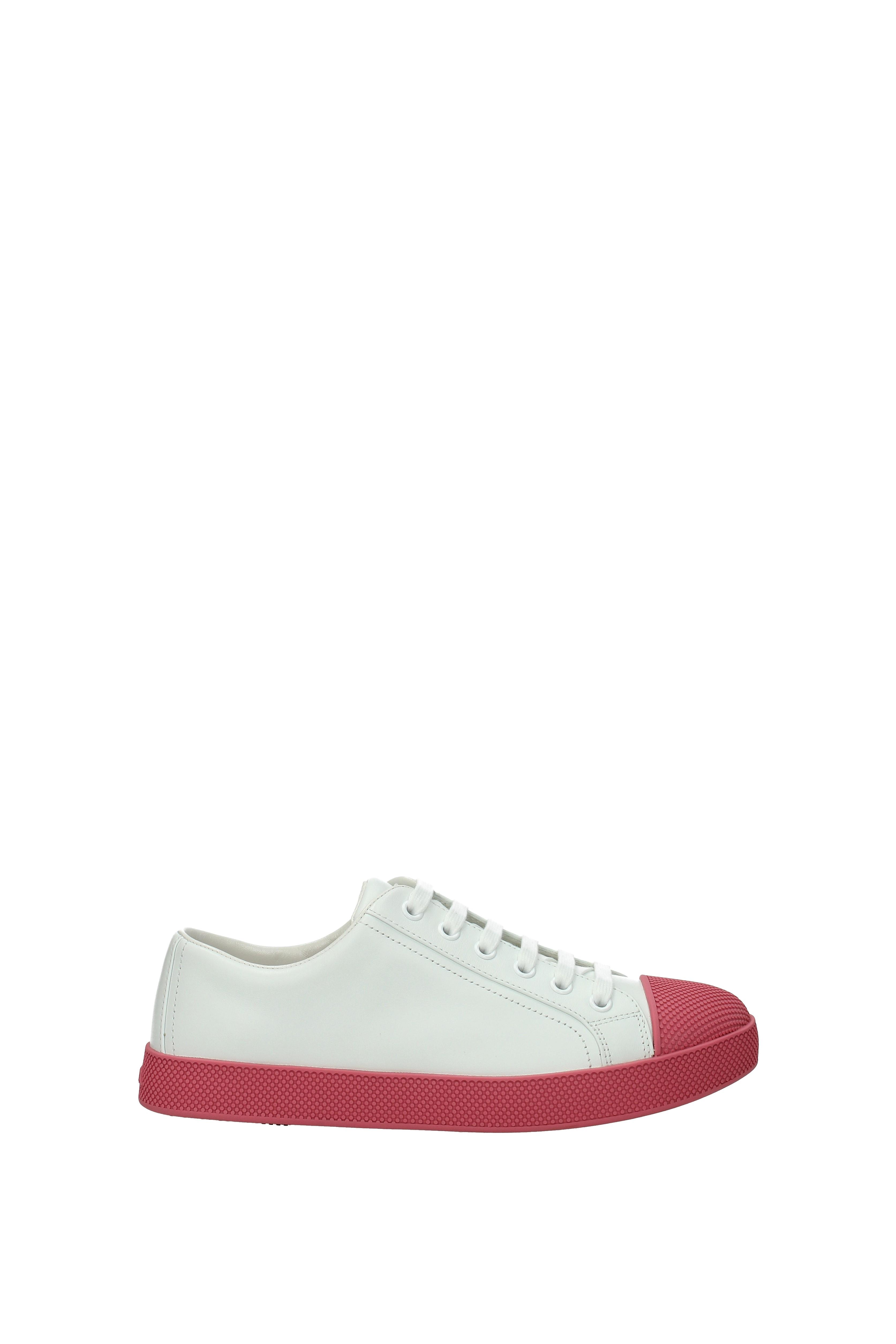 Sneakers Prada Prada Sneakers Damen - Leder (3E6202VITELLOSOFT3) c3a1ba