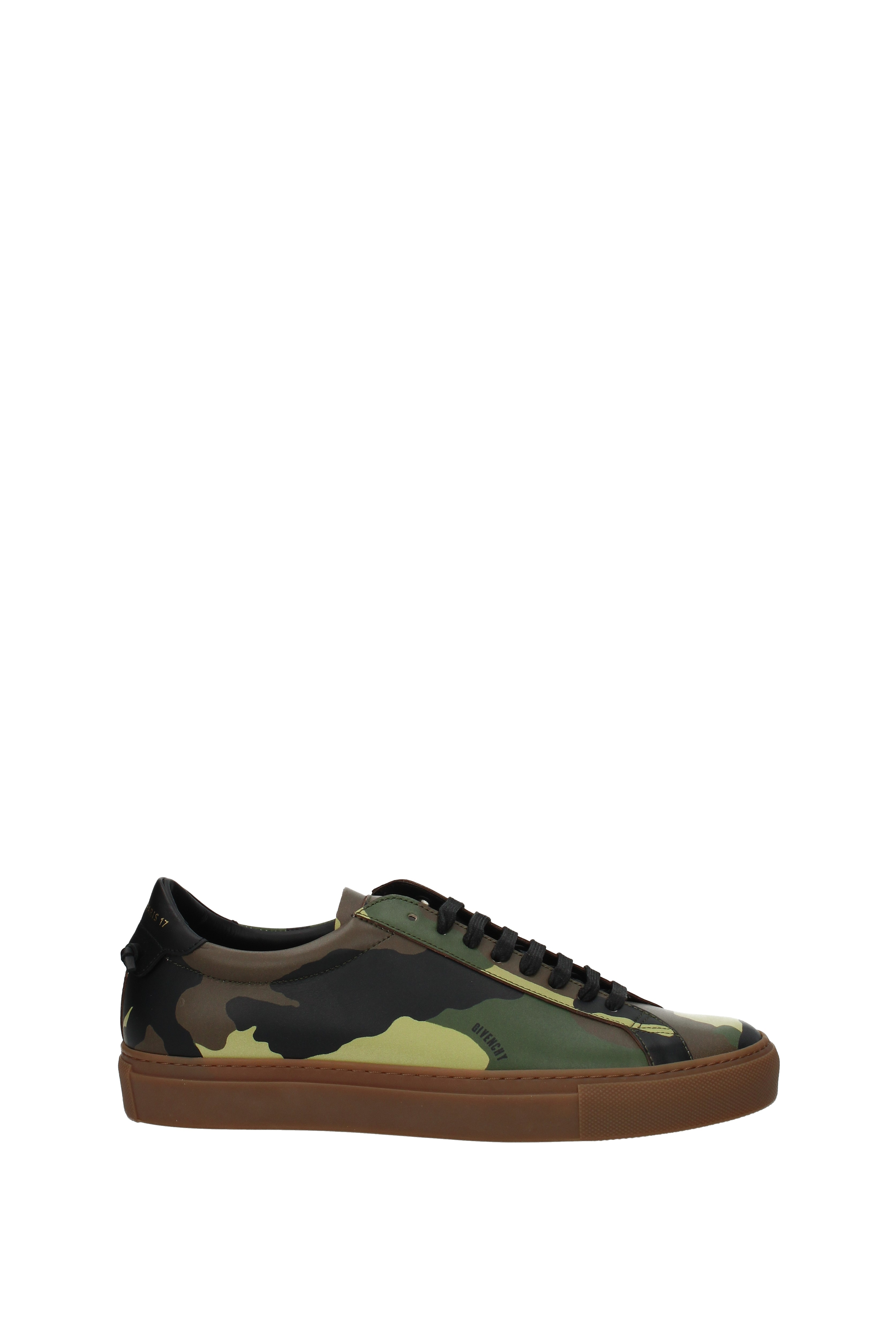 Sneakers Givenchy Givenchy Sneakers Herren - Leder (BM08219822) 678f38