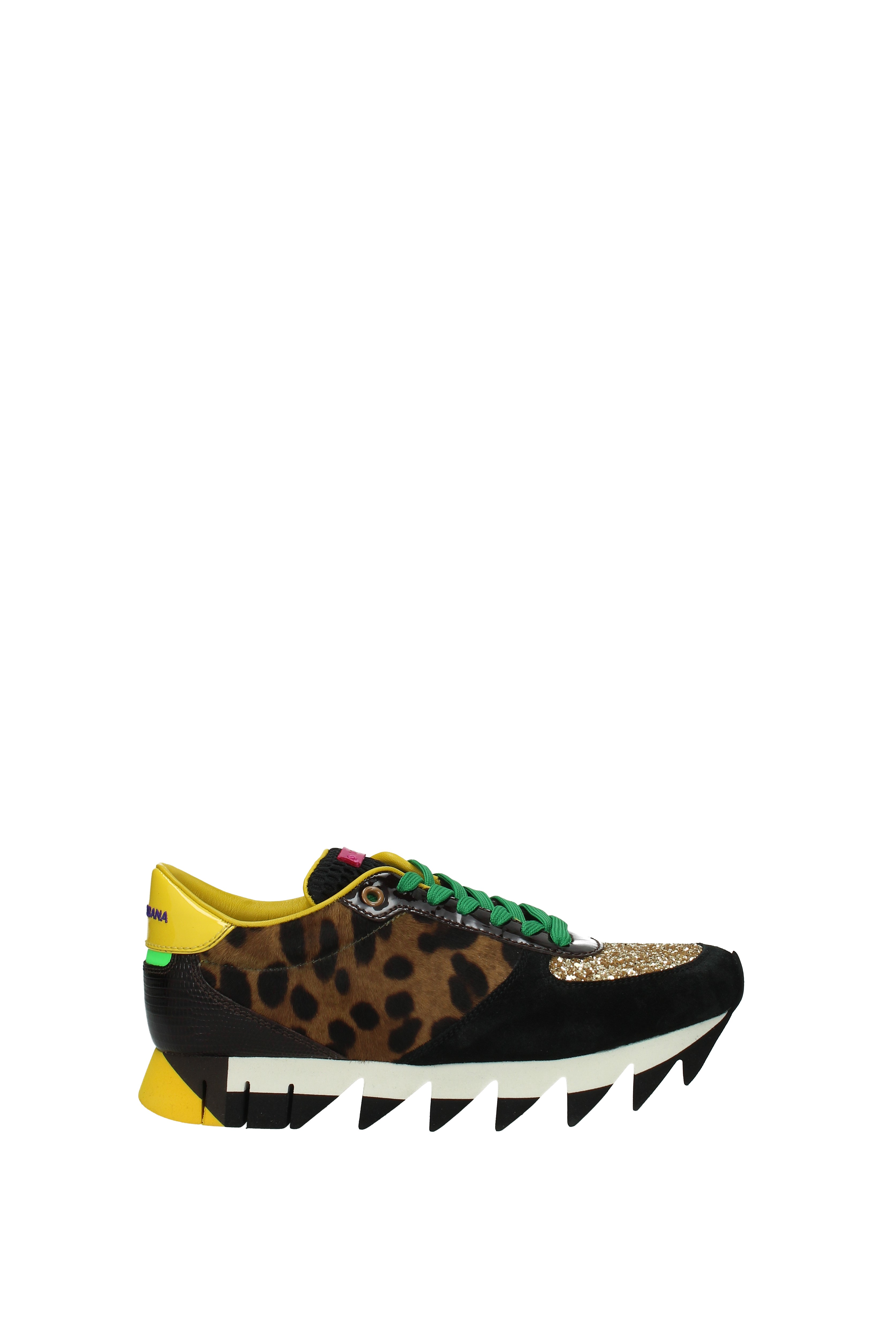 Sneakers Dolce&Gabbana Dolce&Gabbana Sneakers Damen - Ponyfell (CK0079AE312) d0e1a3