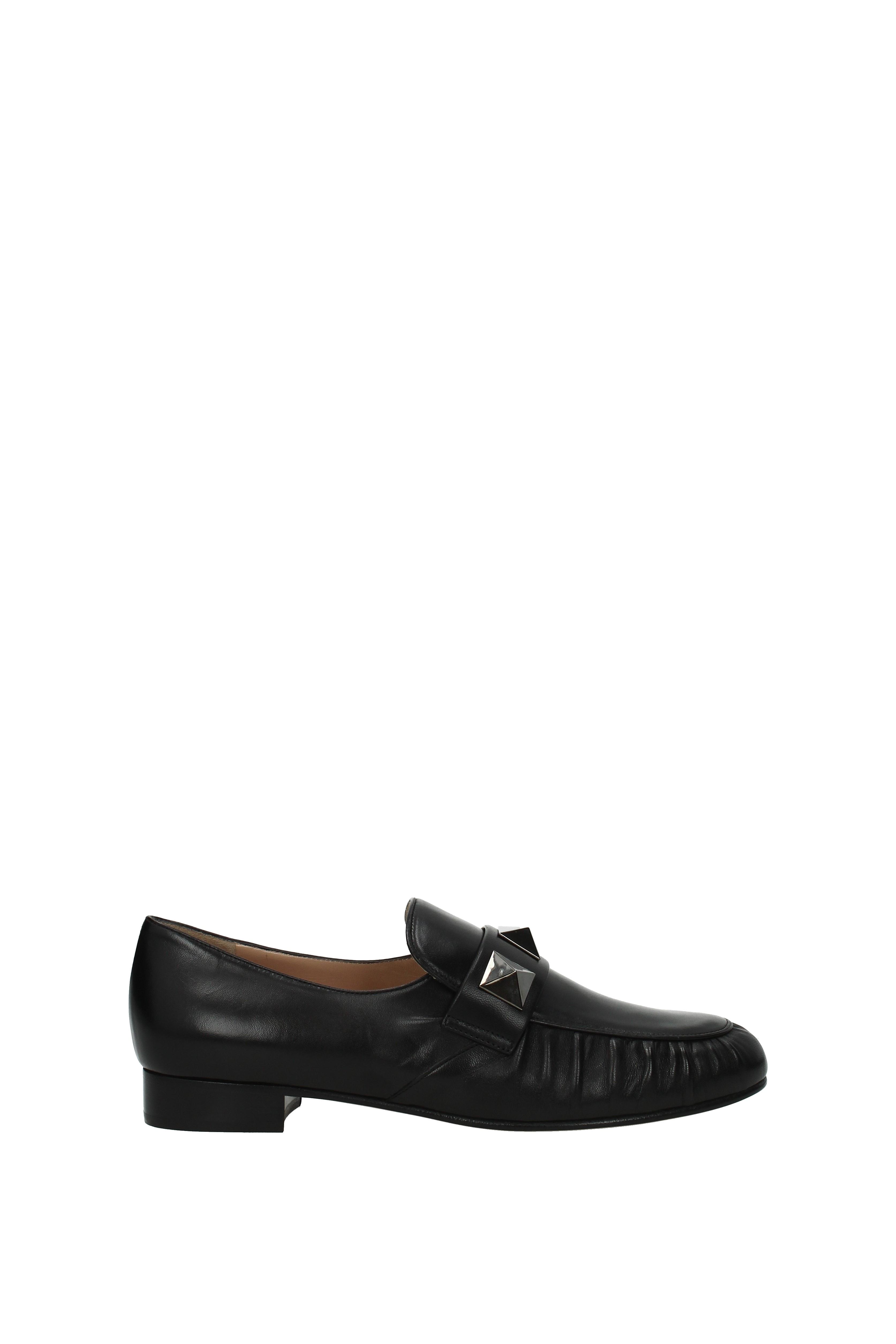 Flip-Flops und Holzschuhe Valentino Garavani Damen Damen Damen - Leder (1S0D22VRI) 614c66