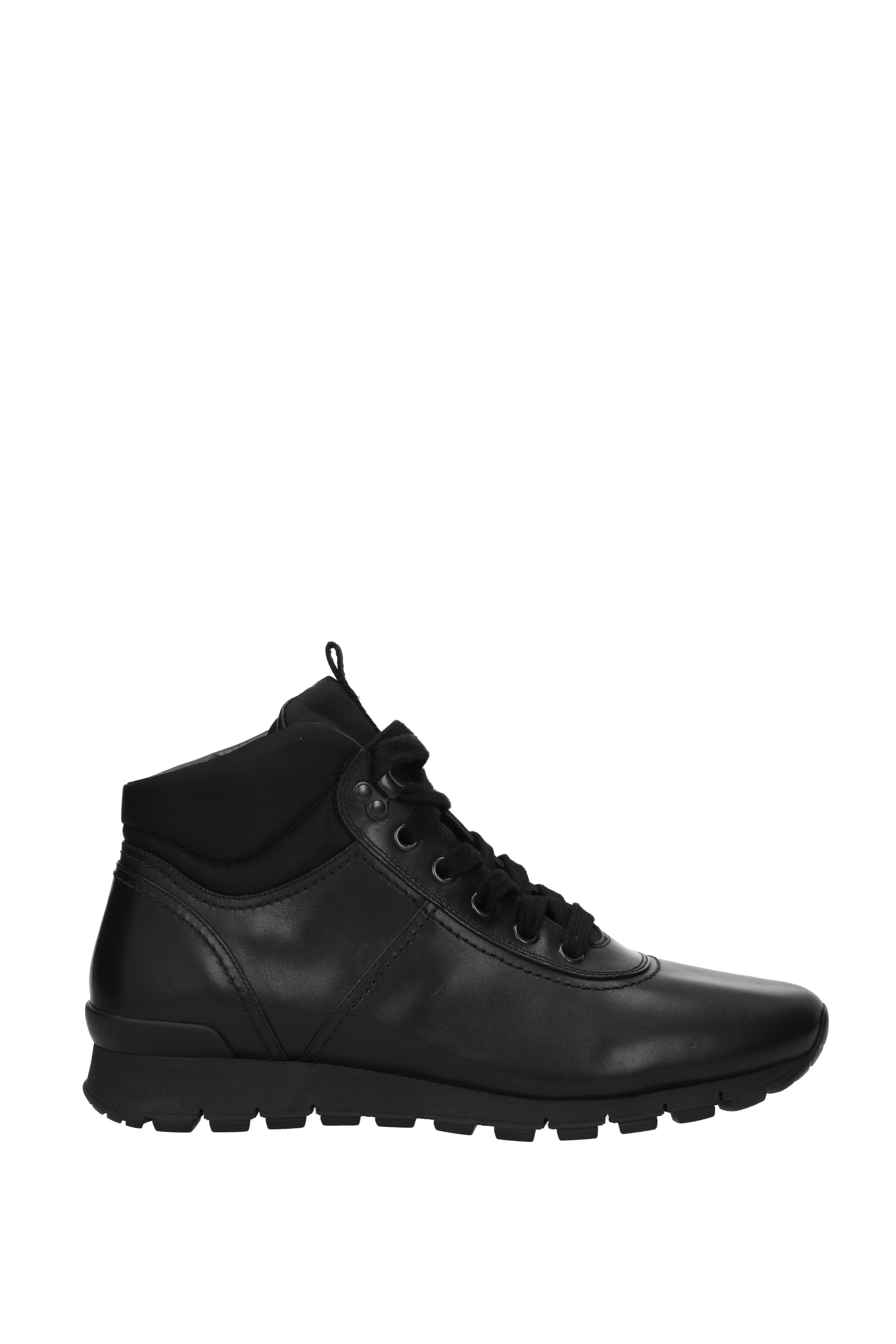 Sneakers Prada Herren - (4T3040) Leder (4T3040) - 29872f