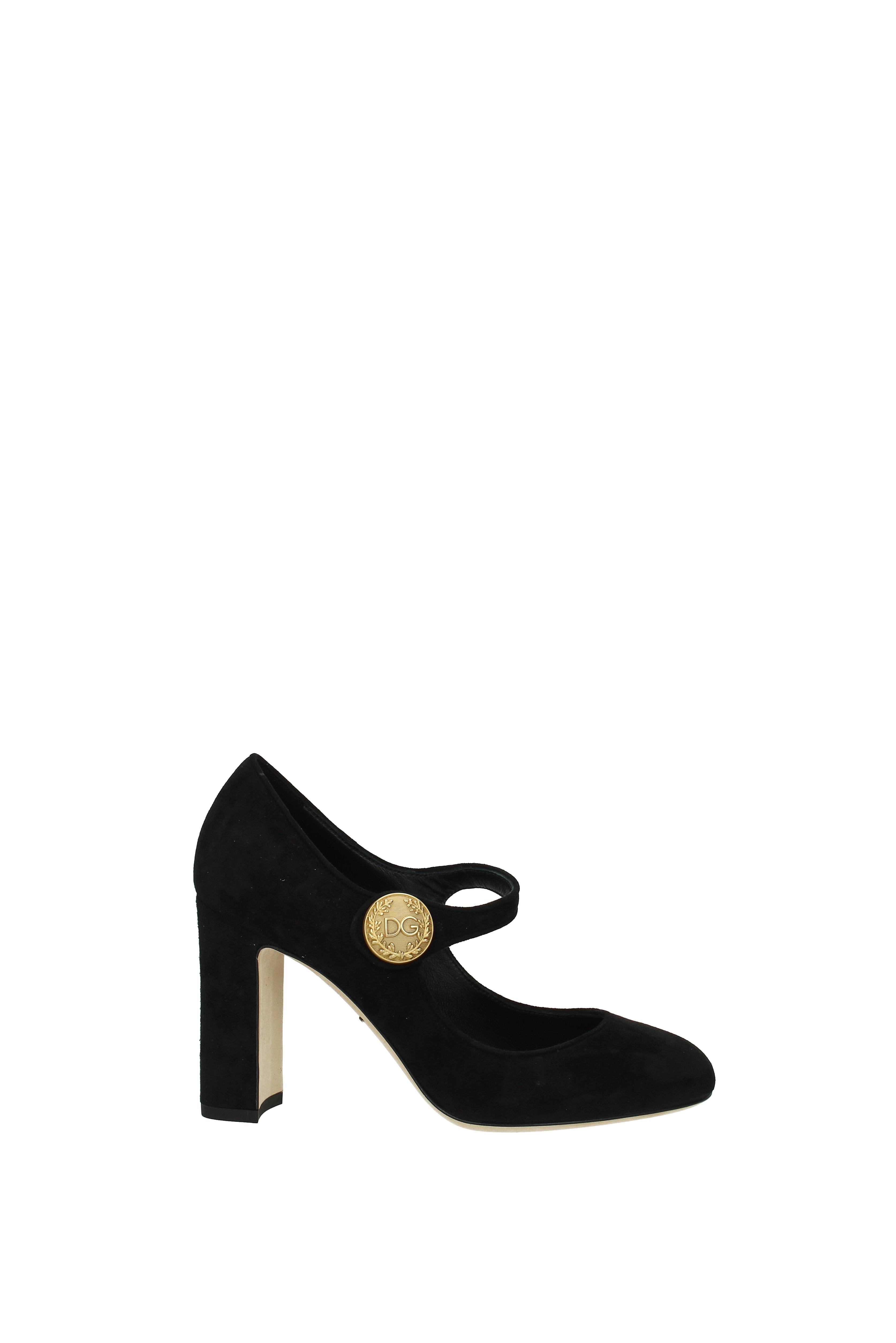 Pumps Dolce&Gabbana Dolce&Gabbana Pumps Damen - Wildleder (CD0883A1275) 0a4179