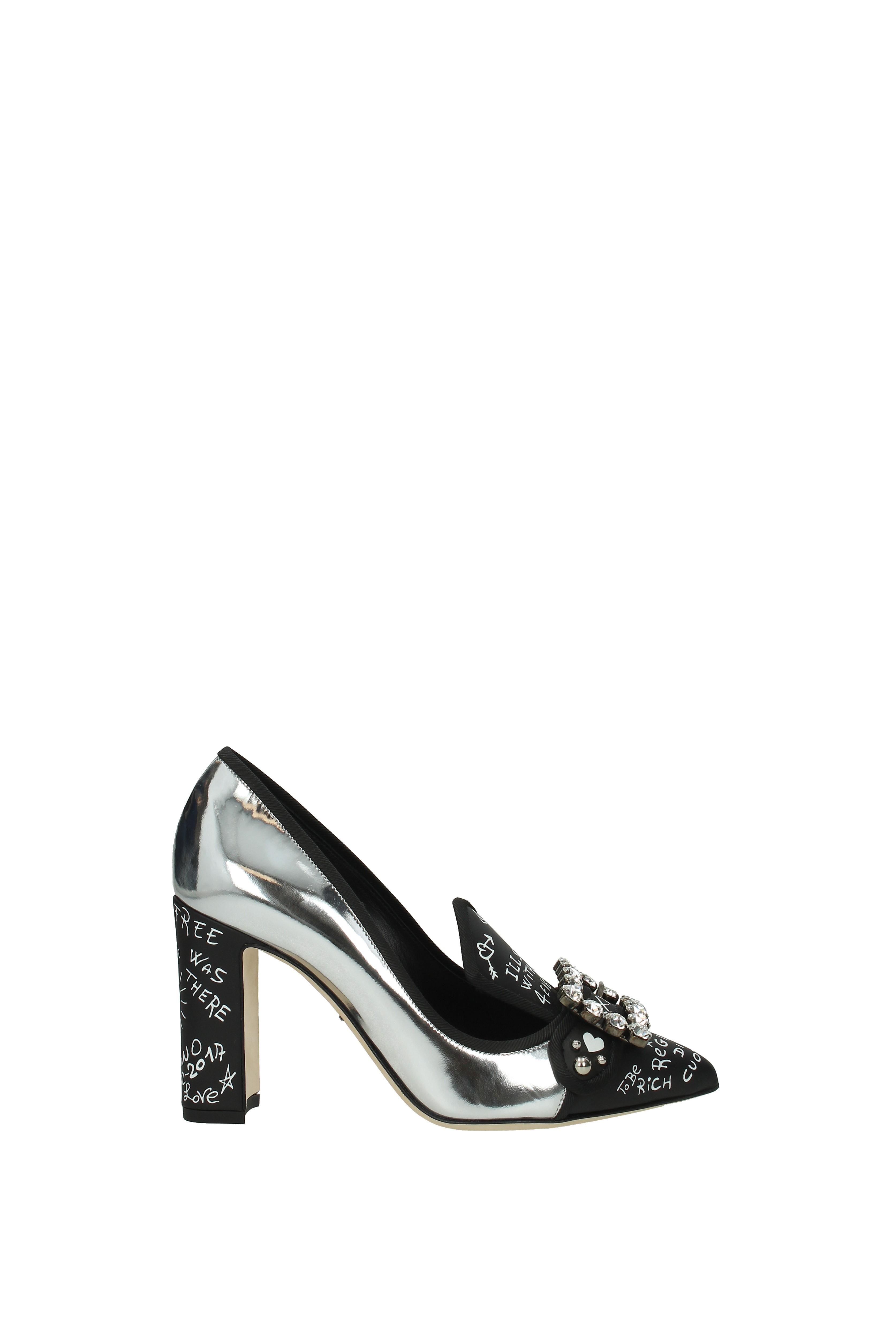 Pumps (CD0935AM948) Dolce&Gabbana Damen - Lackleder (CD0935AM948) Pumps d914f0