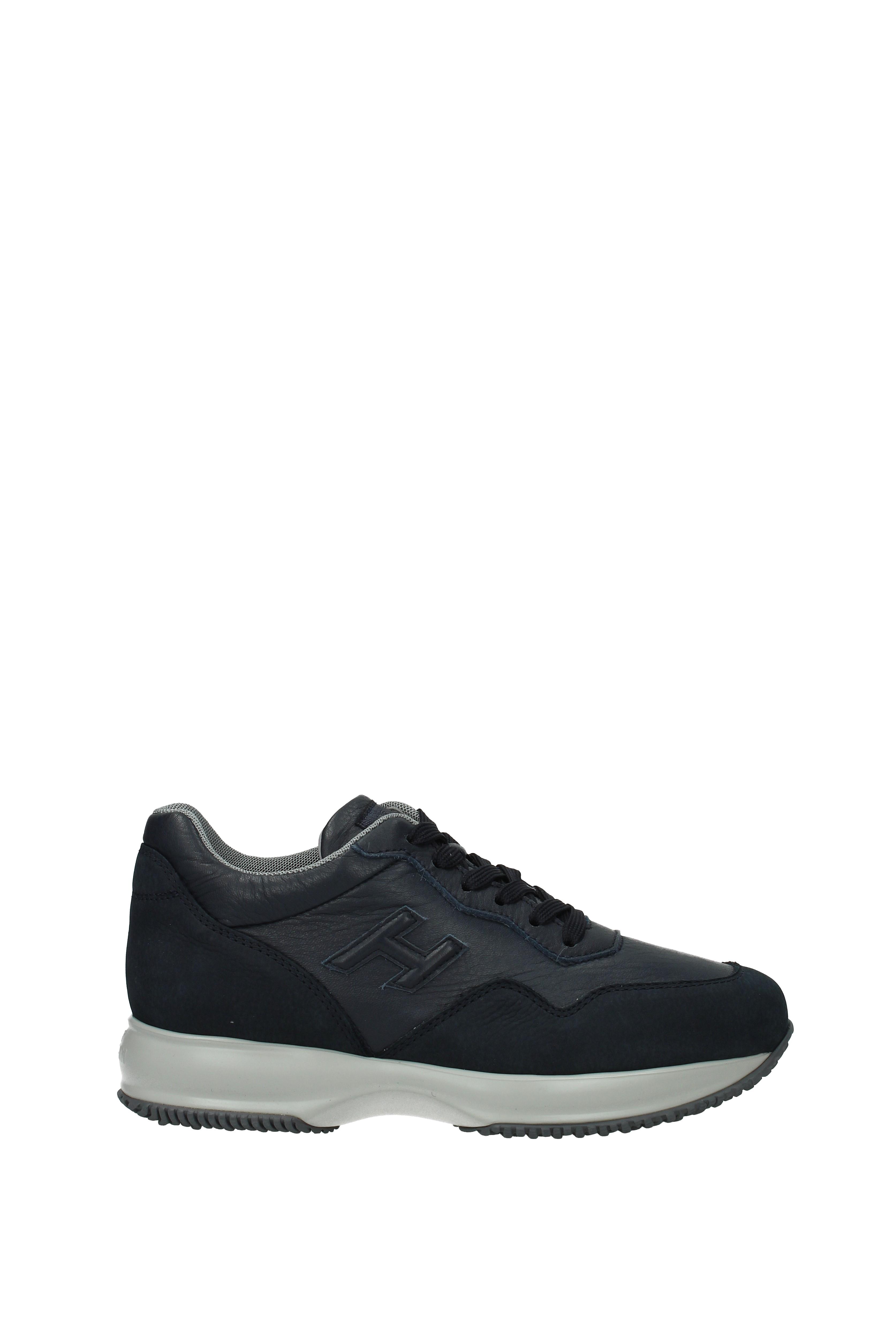 Sneakers Hogan interactive Herren - (HXM00N0U040HRM) Leder (HXM00N0U040HRM) - 1815be