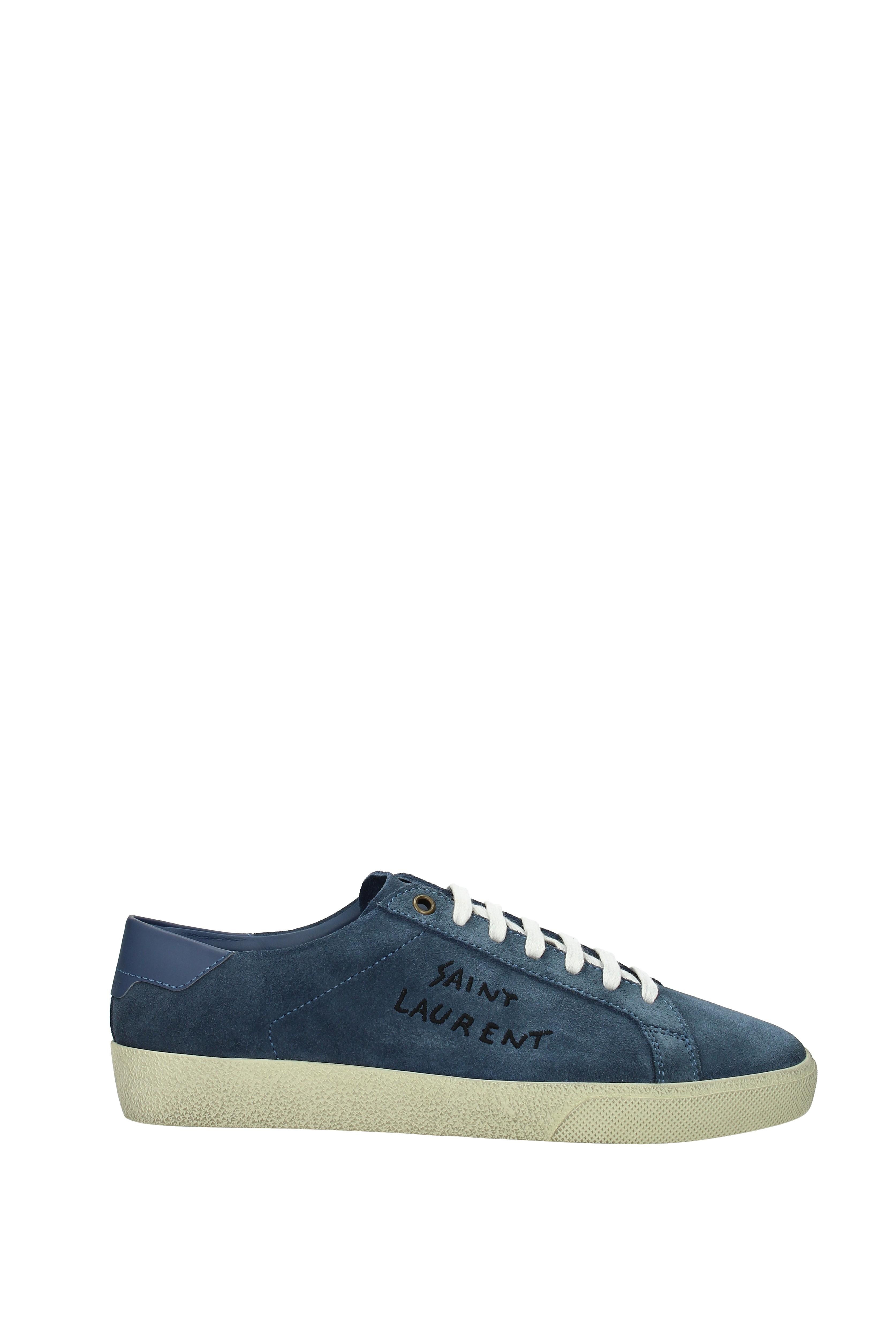 Sneakers Saint (498209D5XH0) Laurent Herren - Wildleder (498209D5XH0) Saint e7bf90