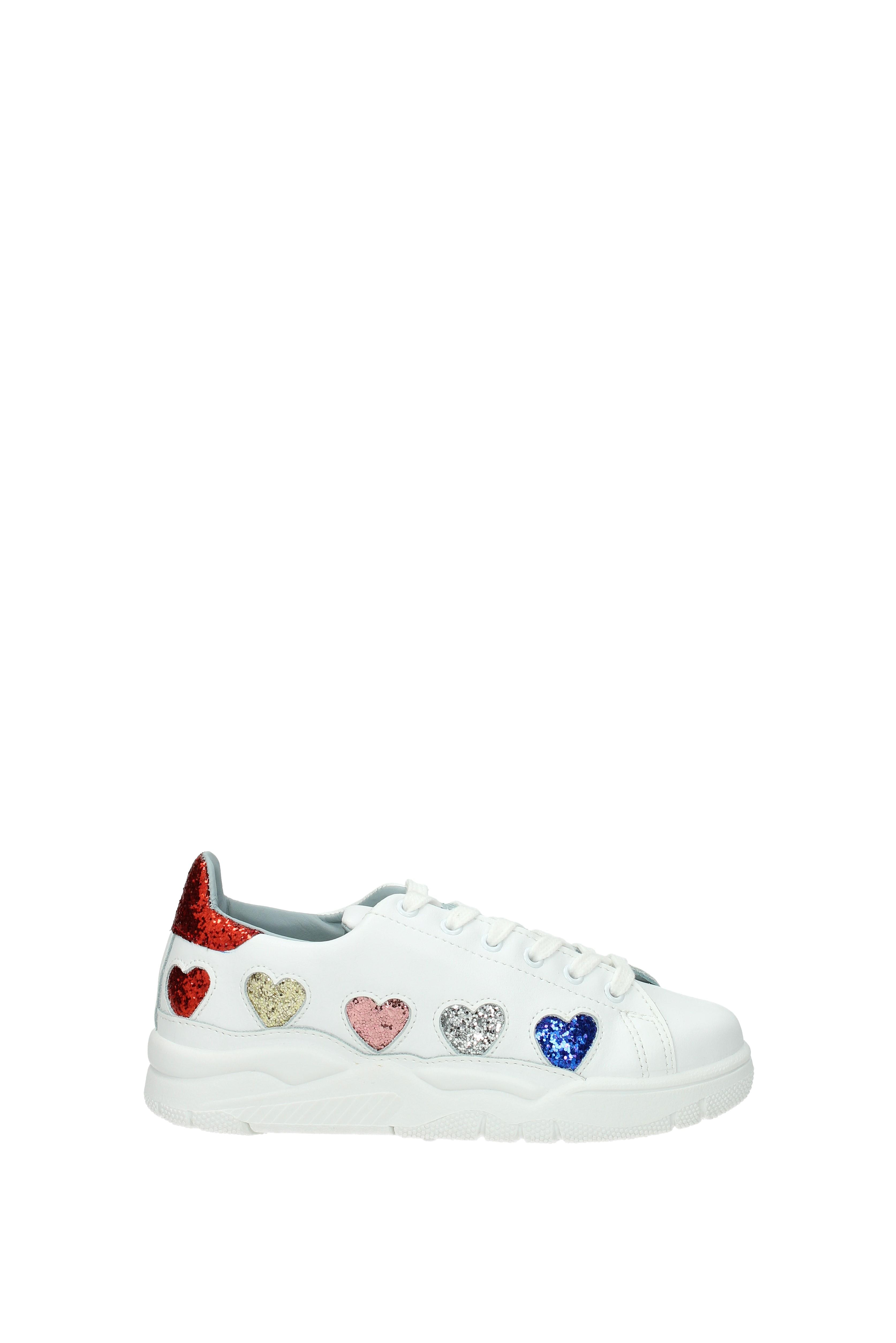 Sneakers Leder Chiara Ferragni Damen - Leder Sneakers (1911) 52e922