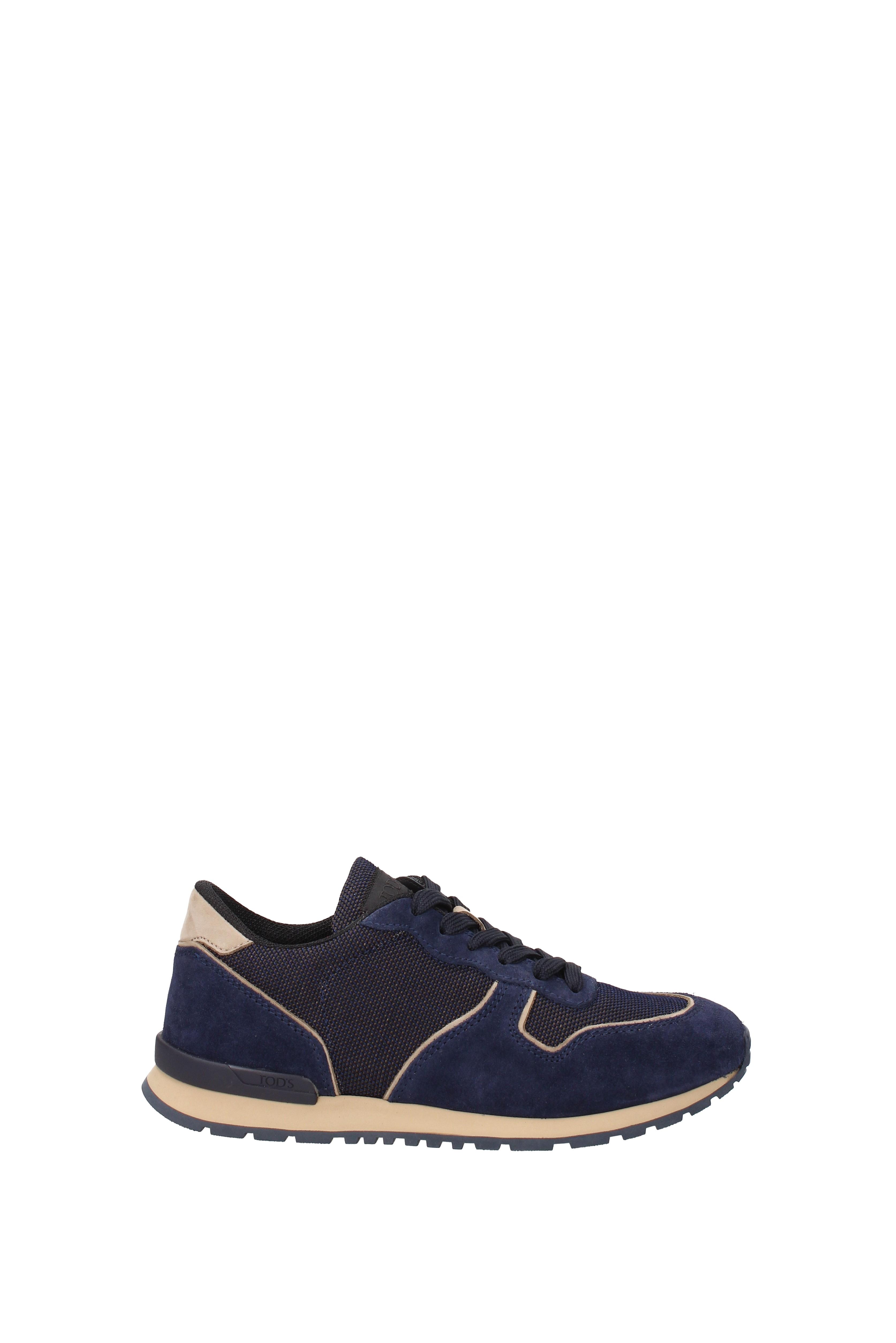 Sneakers (XXM0VJ0L8109TT) Tod's Herren - Stoff (XXM0VJ0L8109TT) Sneakers c8265c