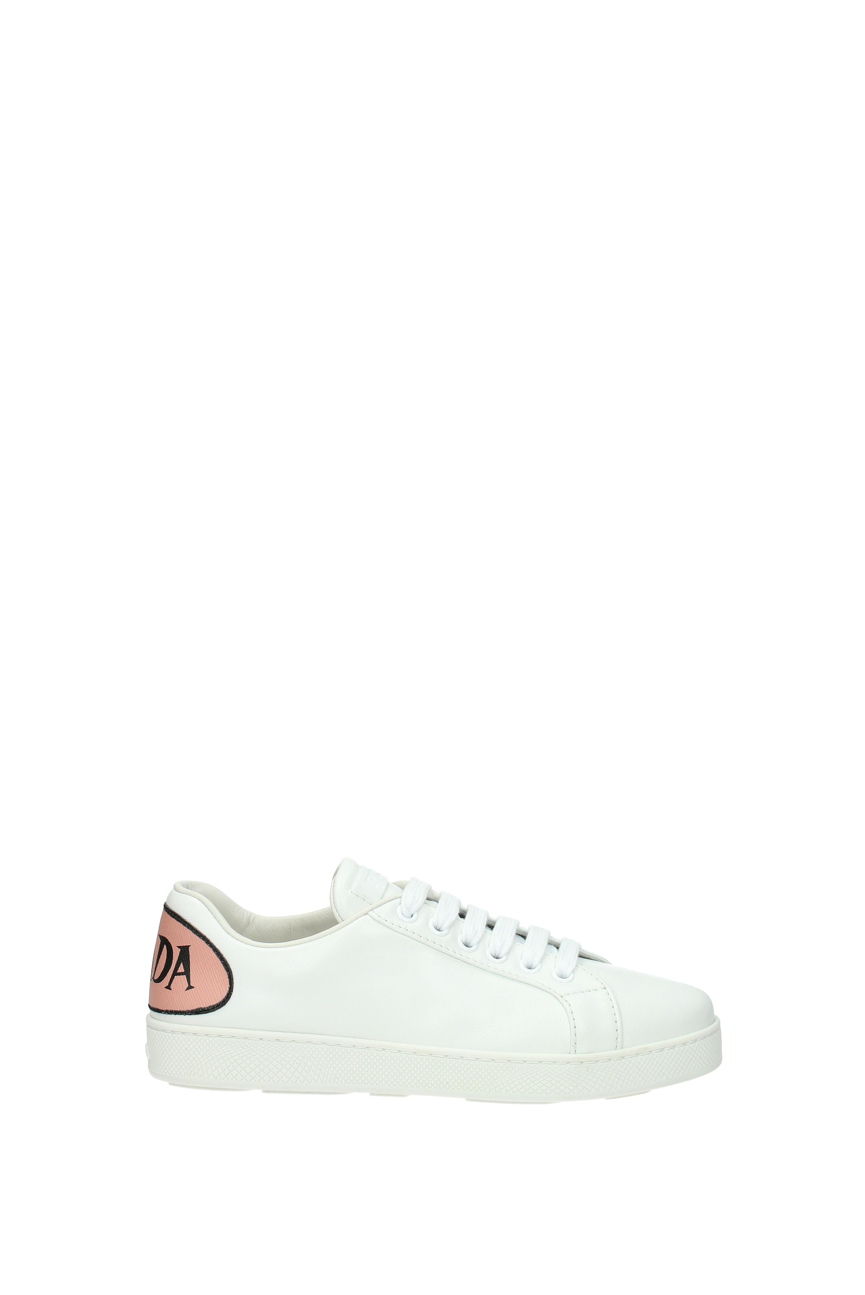 Sneakers Prada Prada Sneakers Damen - Leder (1E779I) c36ae8