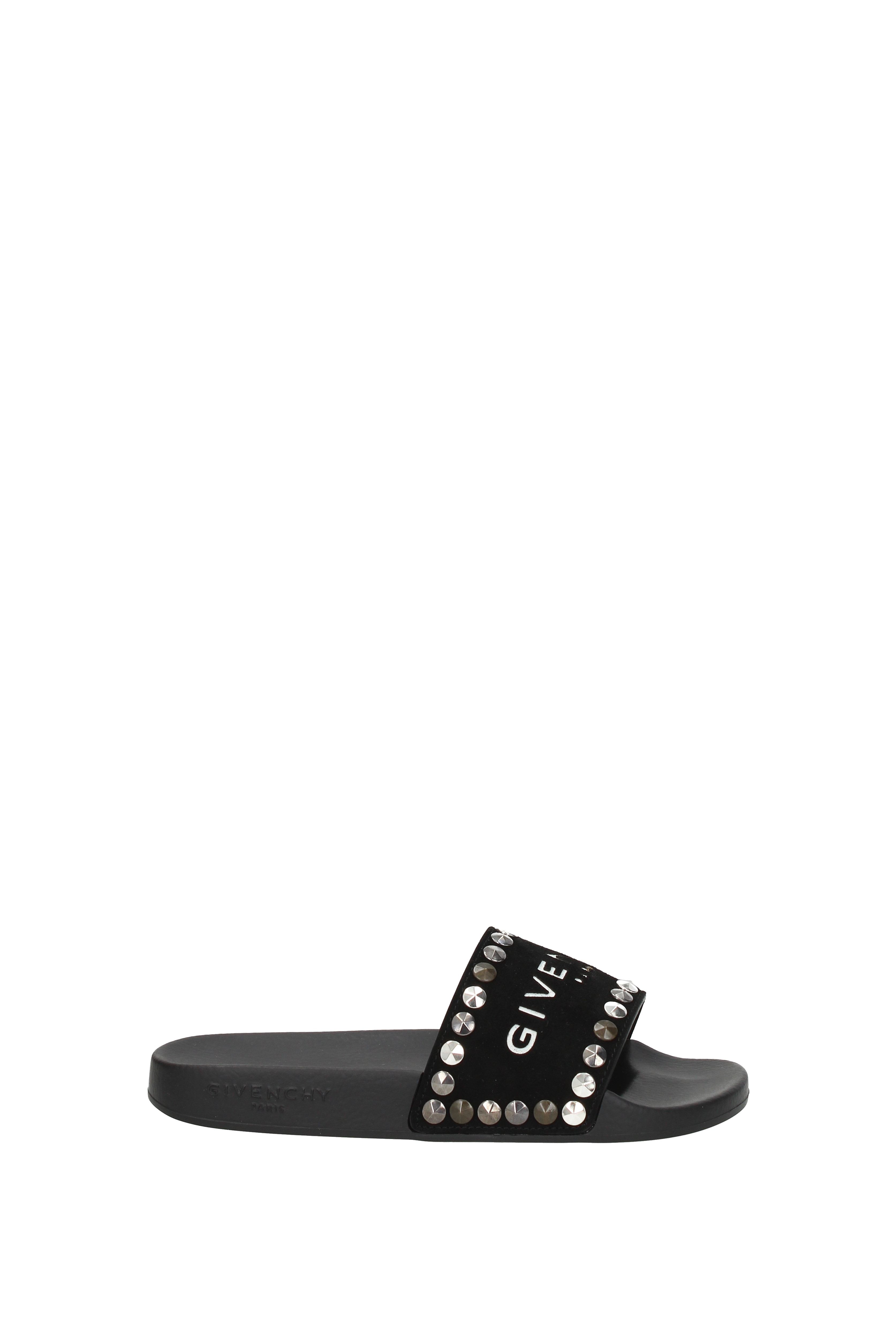 Flip-Flops und Holzschuhe Givenchy Damen Damen Damen - Wildleder (BE3004E05S) cea797