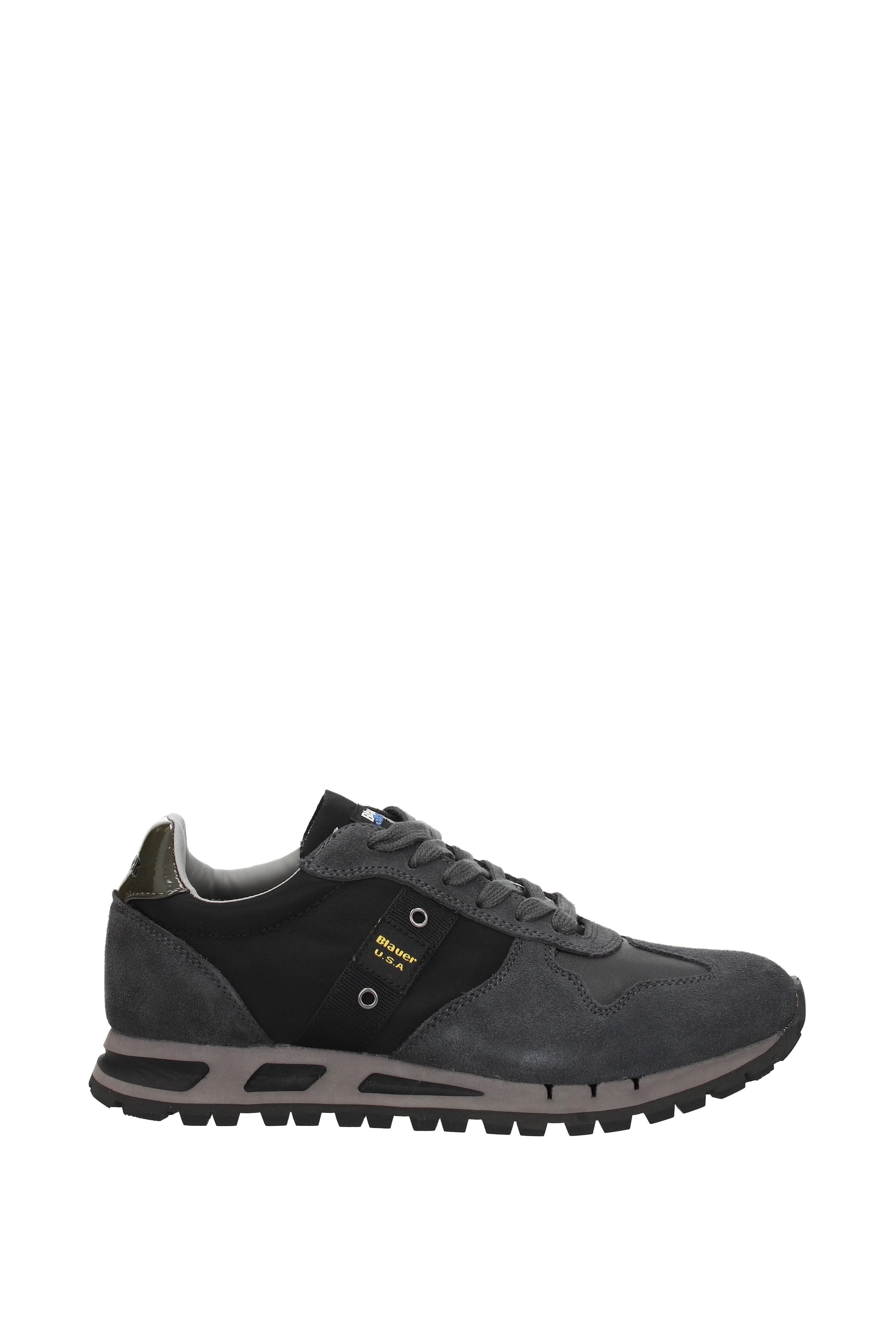 Sneakers Wildleder Blauer mustang Herren - Wildleder Sneakers (8FMUSTANG01TAS) f291b6