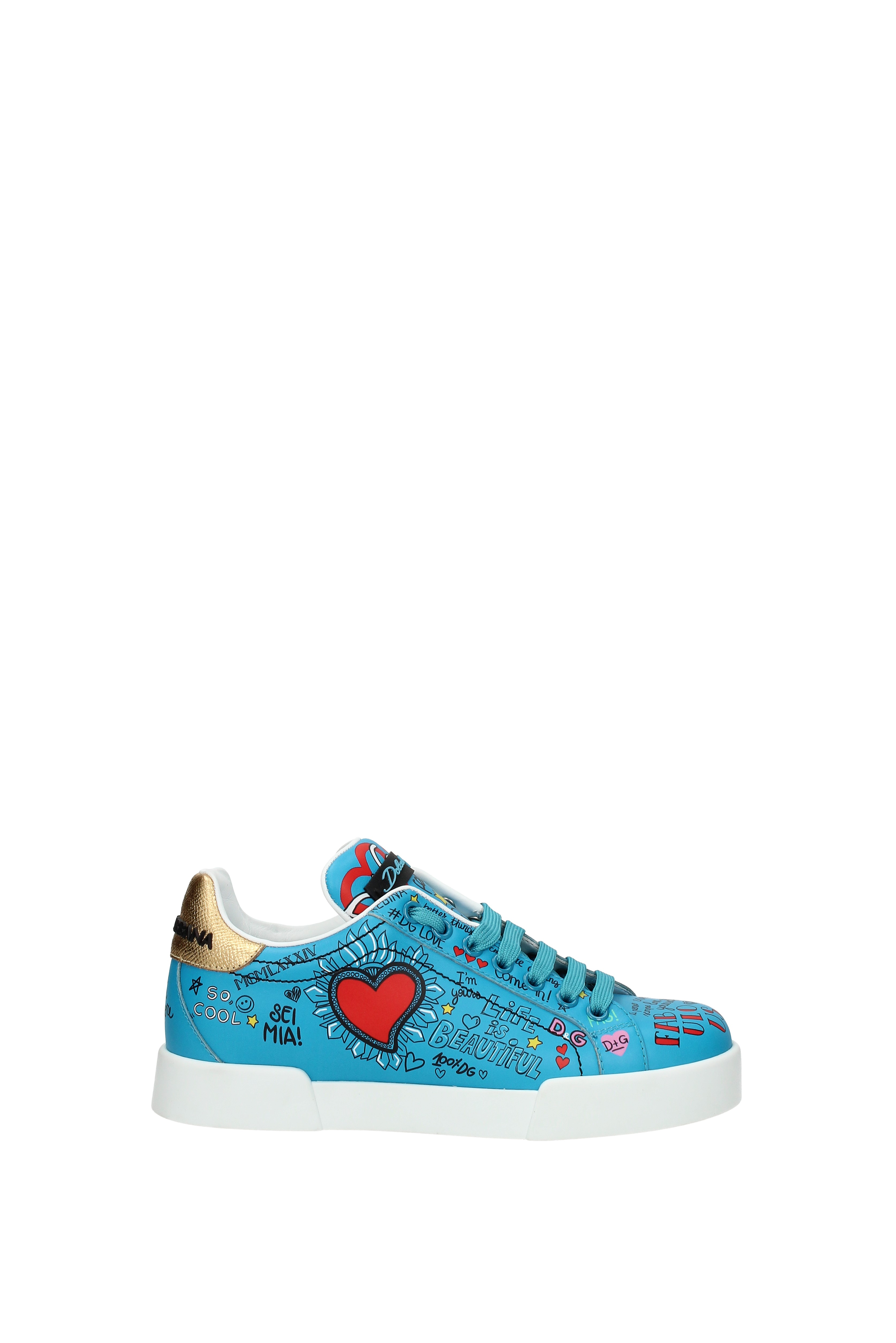 Sneakers portofino Dolce&Gabbana portofino Sneakers Damen - Leder (CK1545AS864) f4b4c2