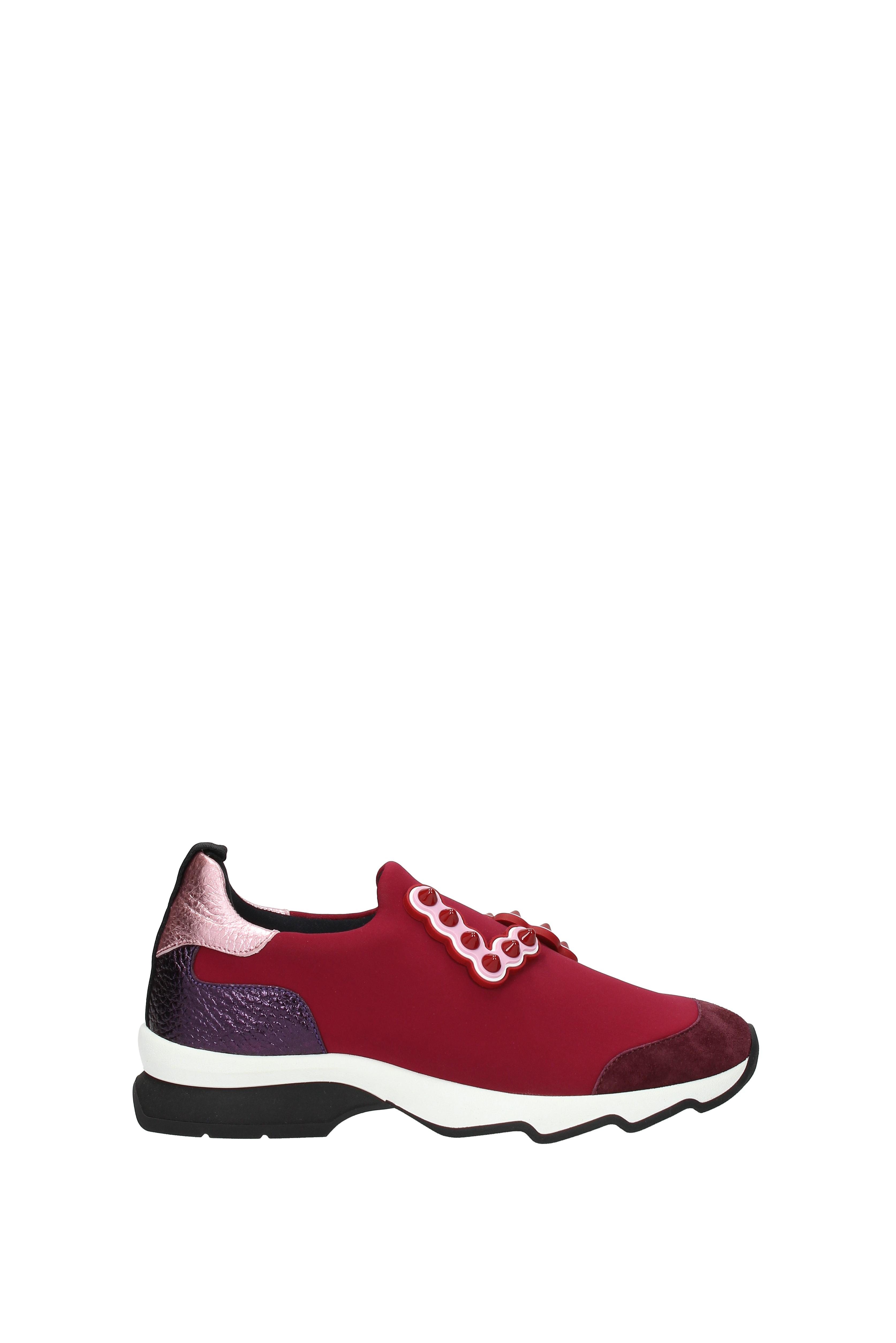 Sneakers Fendi Damen - - Damen Stoff (8E6698A16C) 432cf5