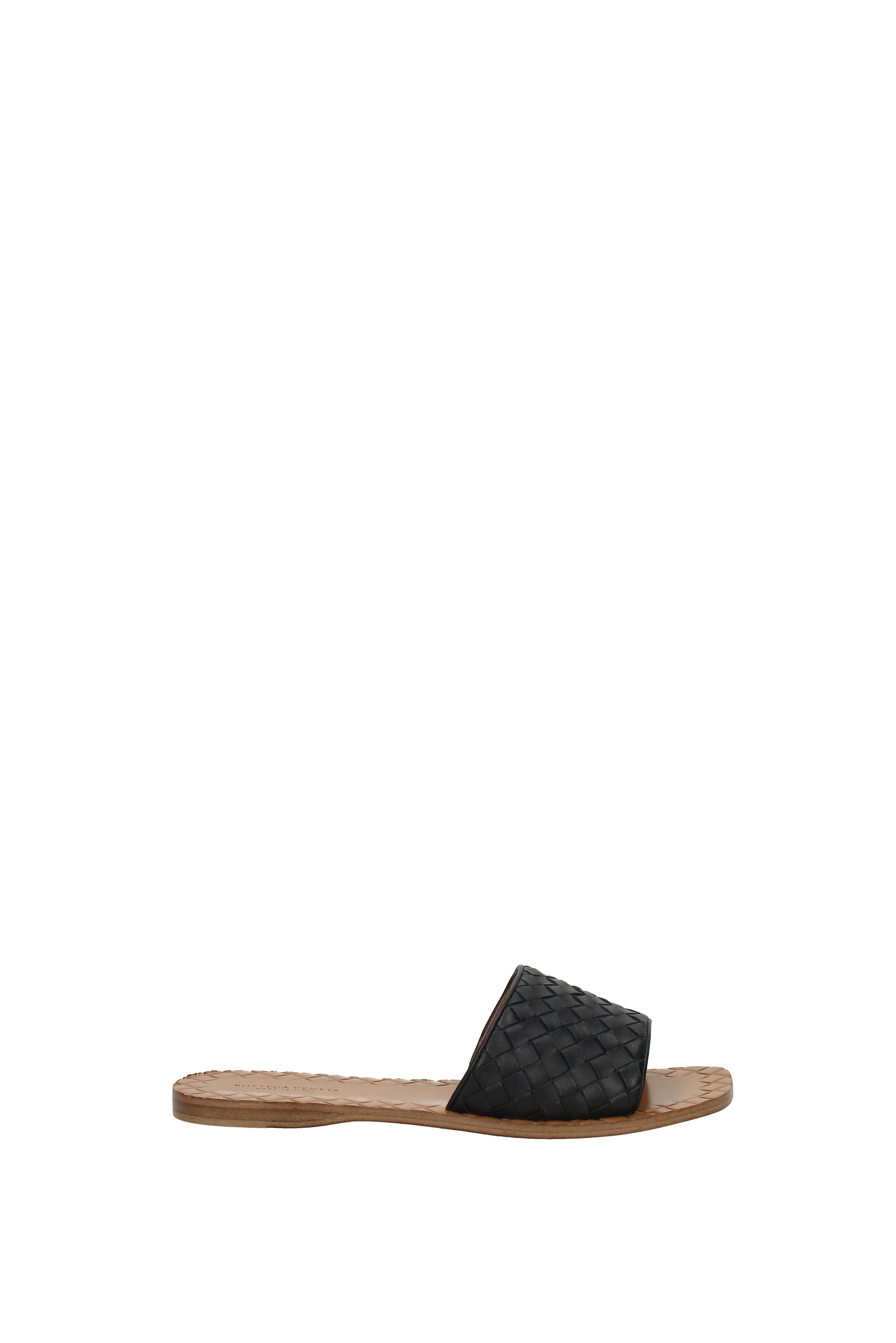 Flip-Flops und Holzschuhe Holzschuhe Holzschuhe Bottega Veneta Damen - Leder (409276V0013) e46d1c