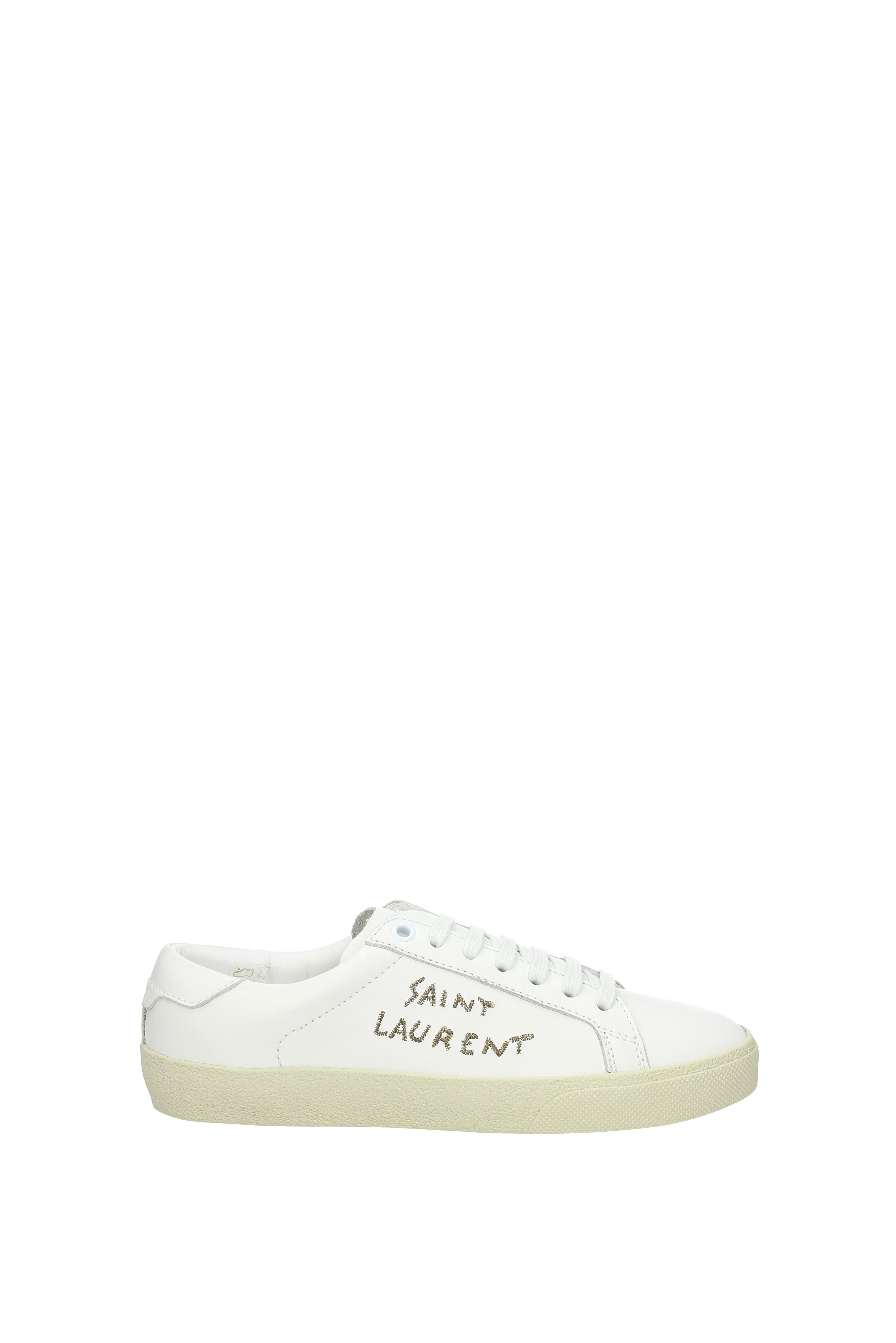 Sneakers Saint Damen Laurent Damen Saint - Leder (5141610M500) a0b777