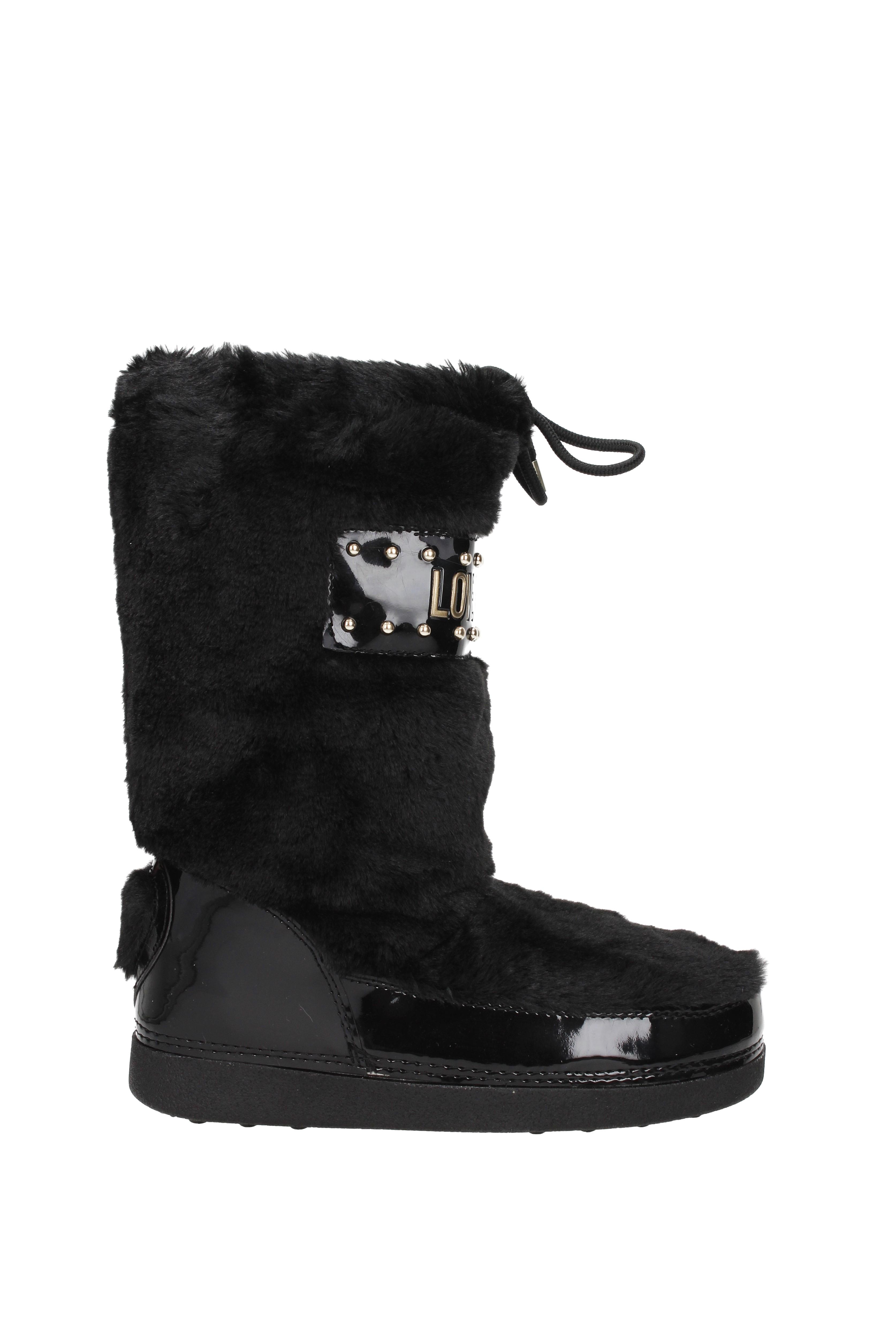 Stiefel Love Moschino Damen - (JA24052G06JS) Stoff (JA24052G06JS) - ea5d83