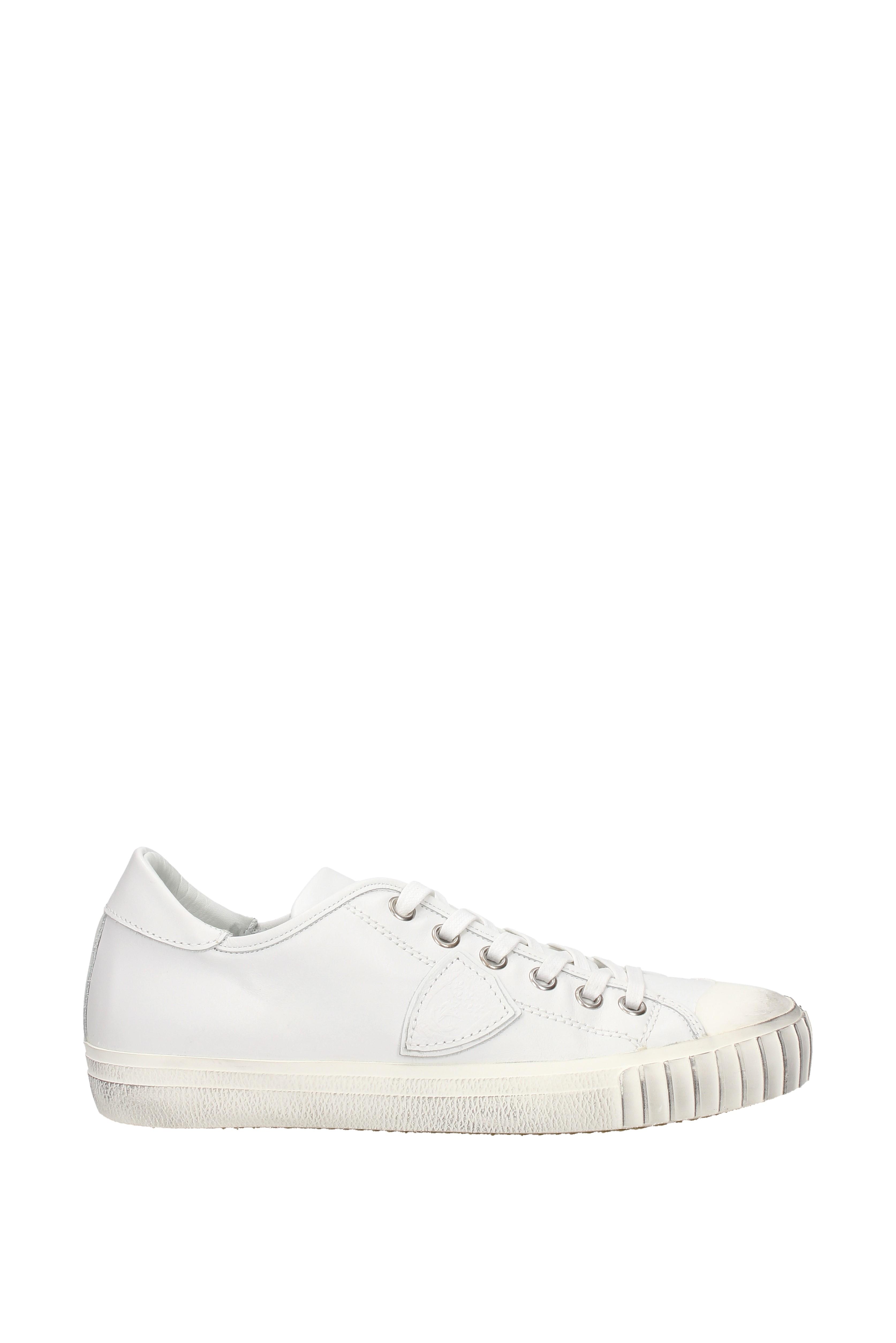 Sneakers - Philippe Model gare Herren - Sneakers Leder (GRLUV0) 21b8bd