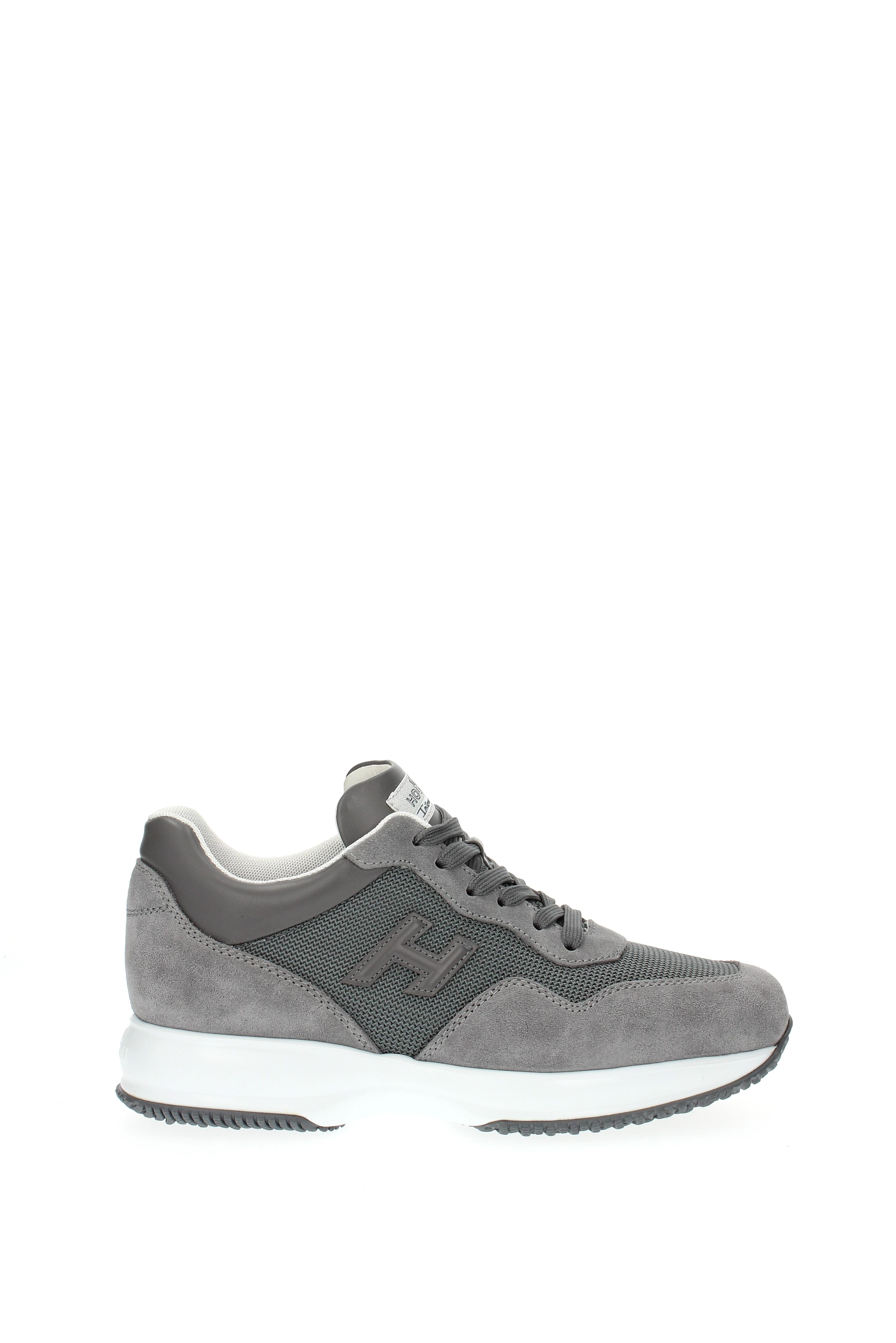 Sneakers Herren Hogan interactive Herren Sneakers - Wildleder (HXM00N0U040I9M) e3b3c5