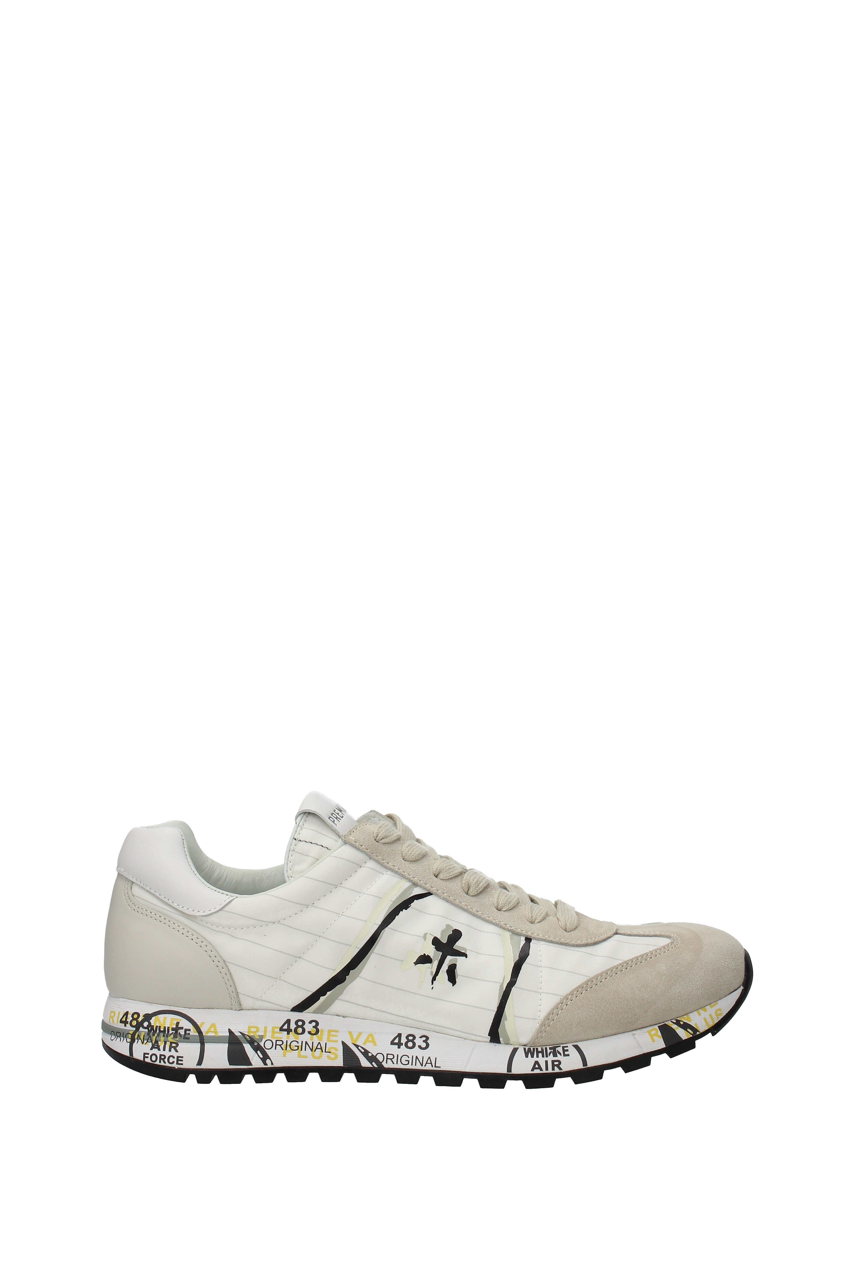 Sneakers Premiata lucy Herren - (LUCY28) Stoff (LUCY28) - 8757b3
