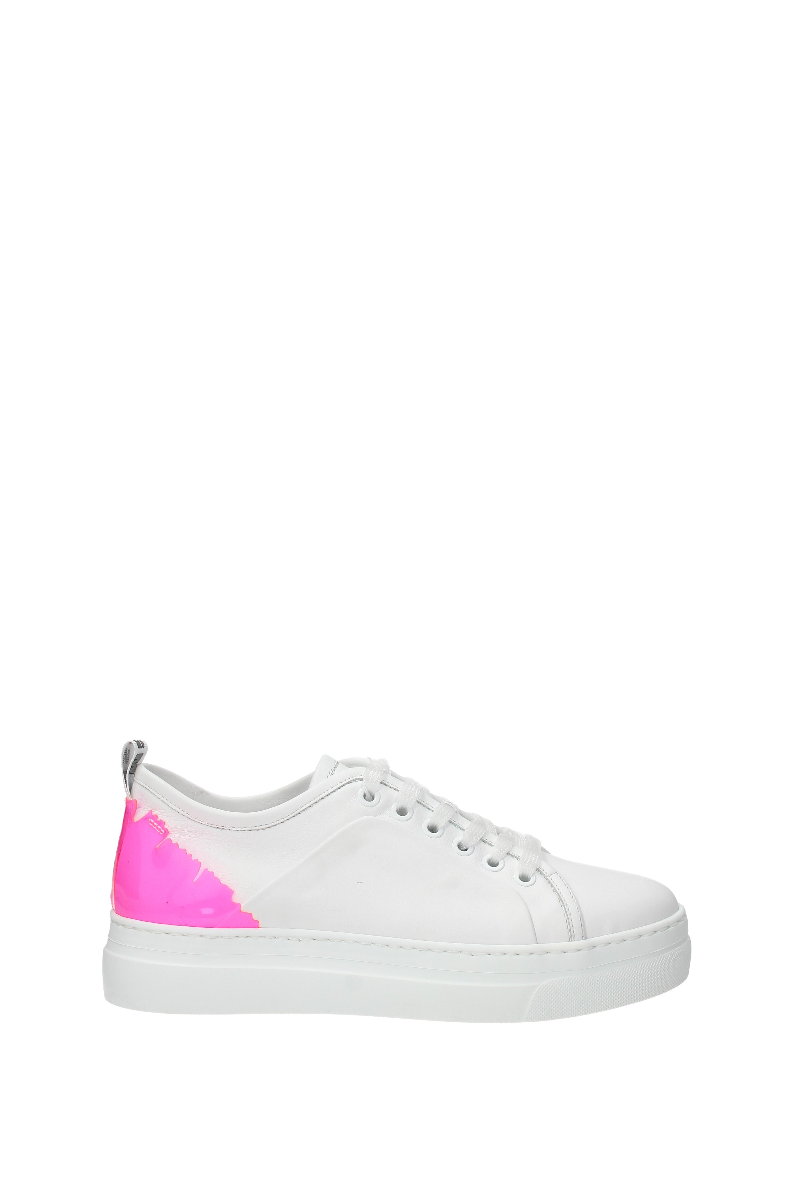 Sneakers MSGM Damen Leder 2441MDS02