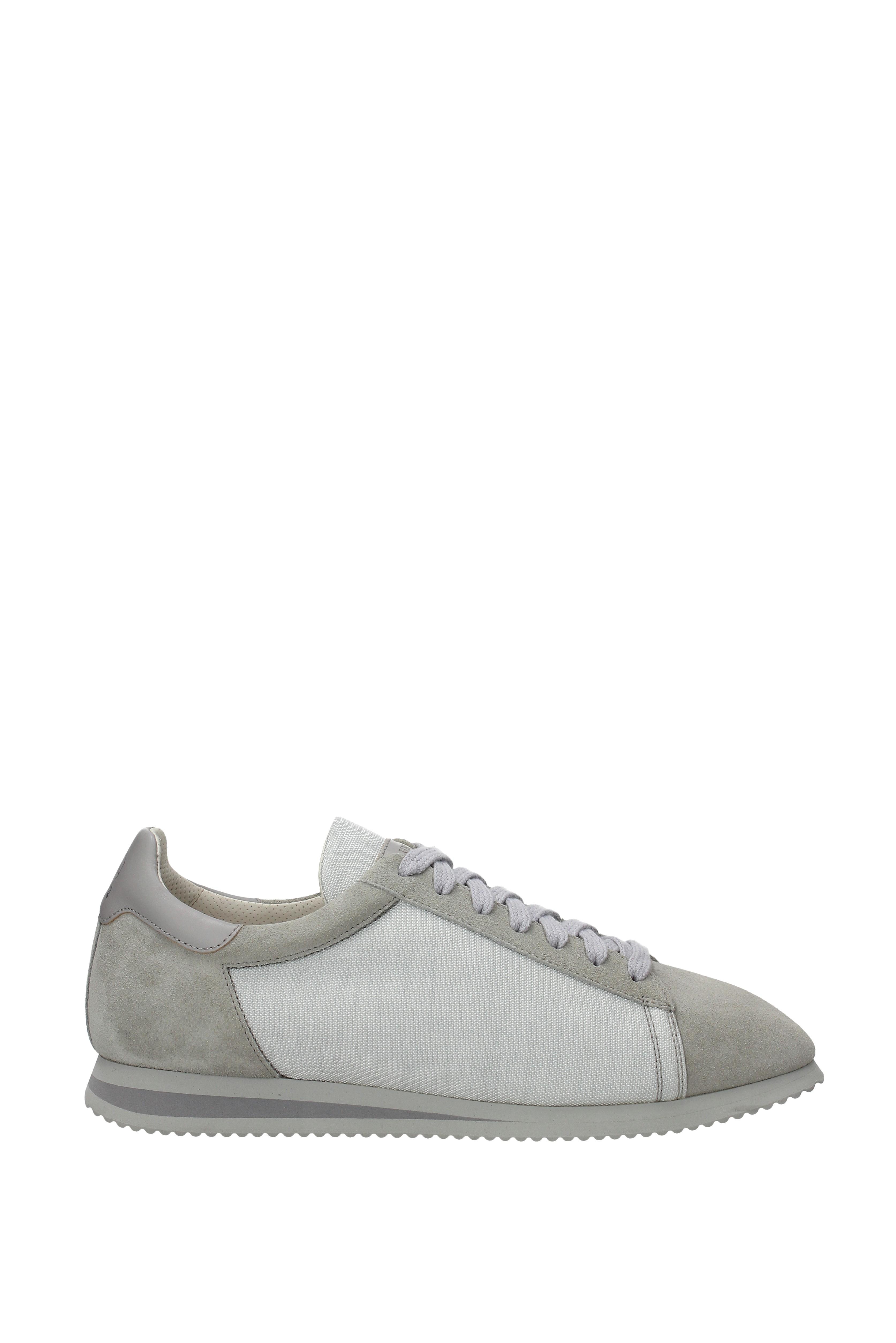 Sneakers Brunello Cucinelli Herren Herren Cucinelli - Wildleder (MZUHVAT204) 52a2ca