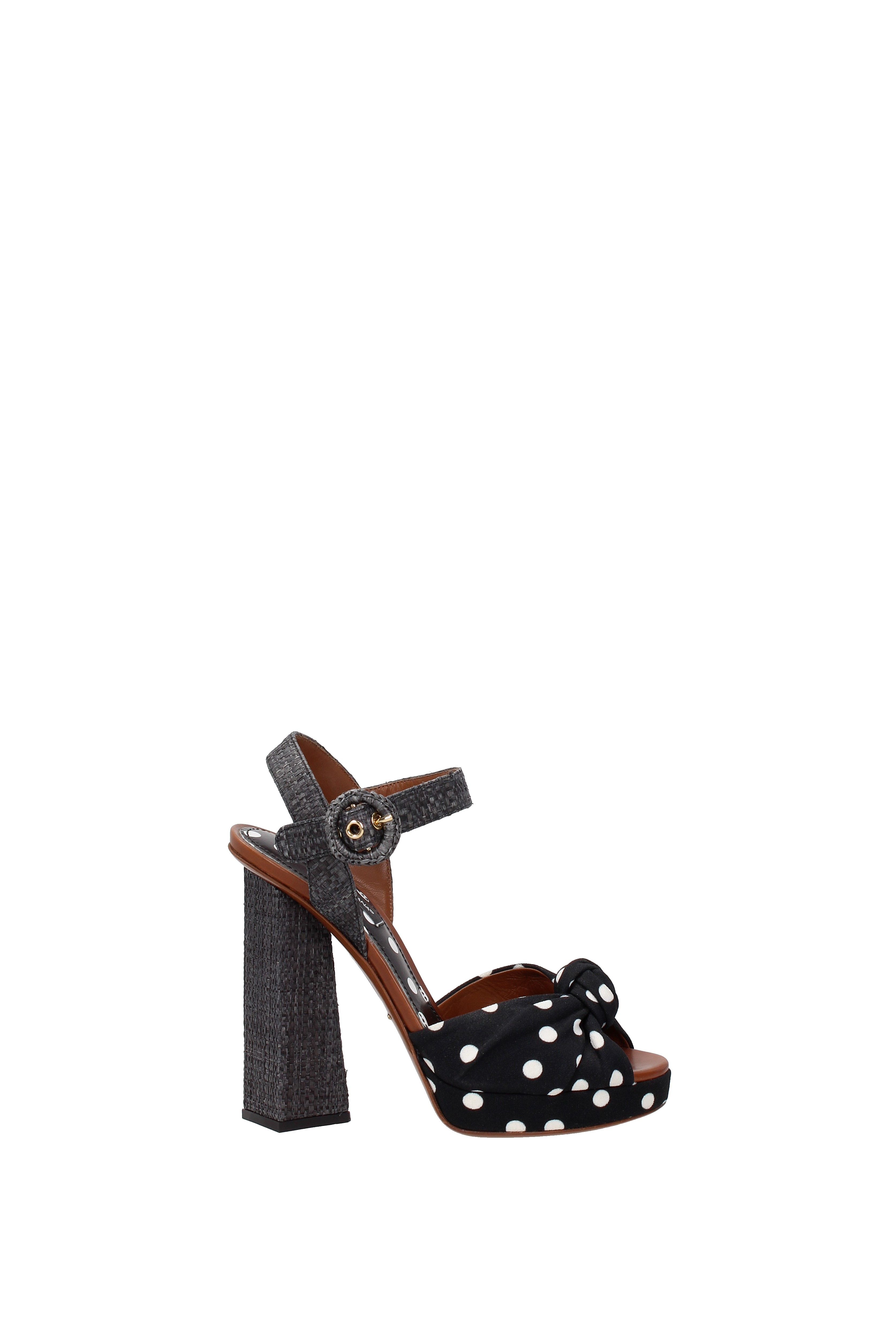 Sandalen Dolce&Gabbana Damen - (CR0241AG369) Stoff (CR0241AG369) - e5a5a4