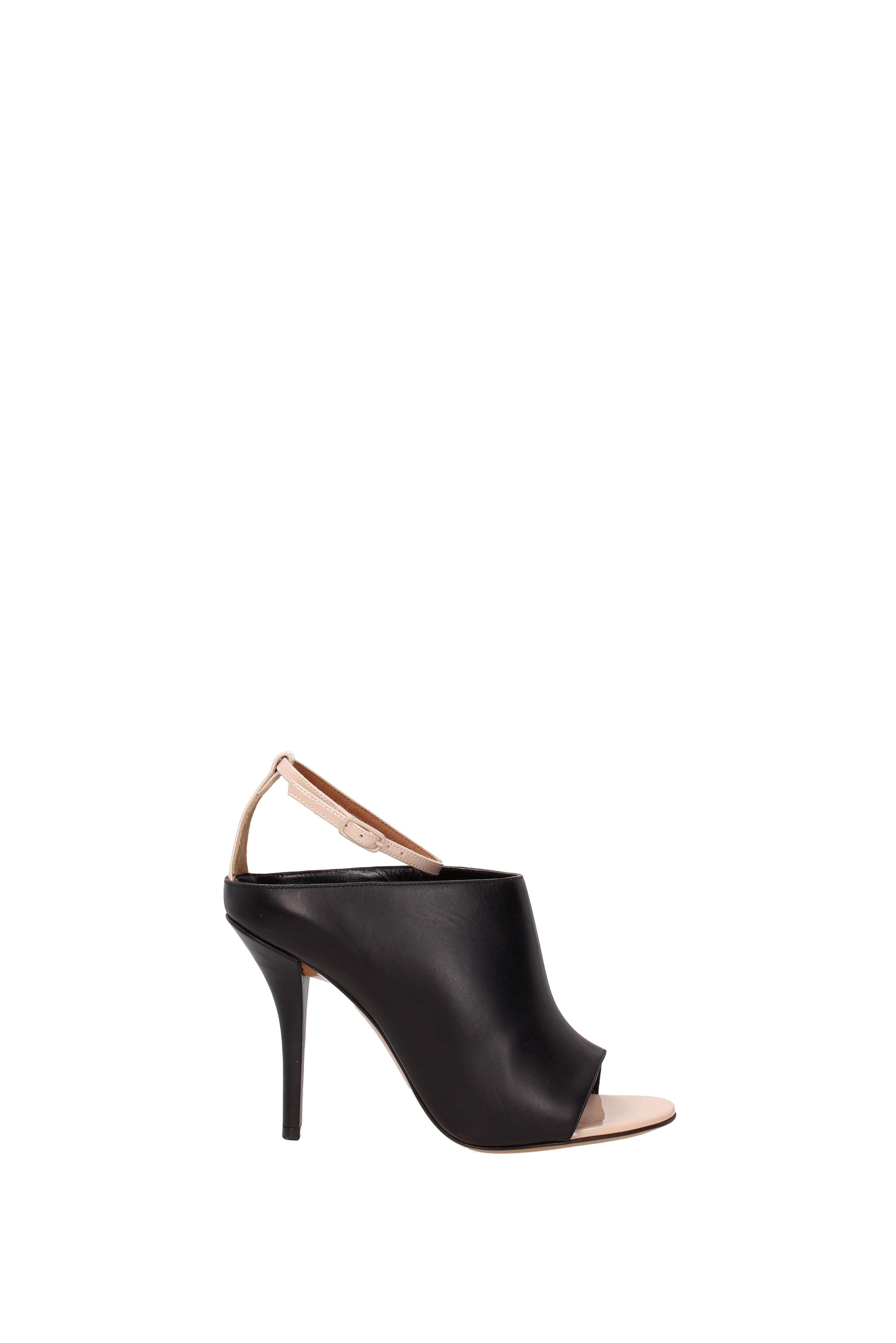 Sandalen Givenchy Damen - - - Leder (BE09119148) 003407