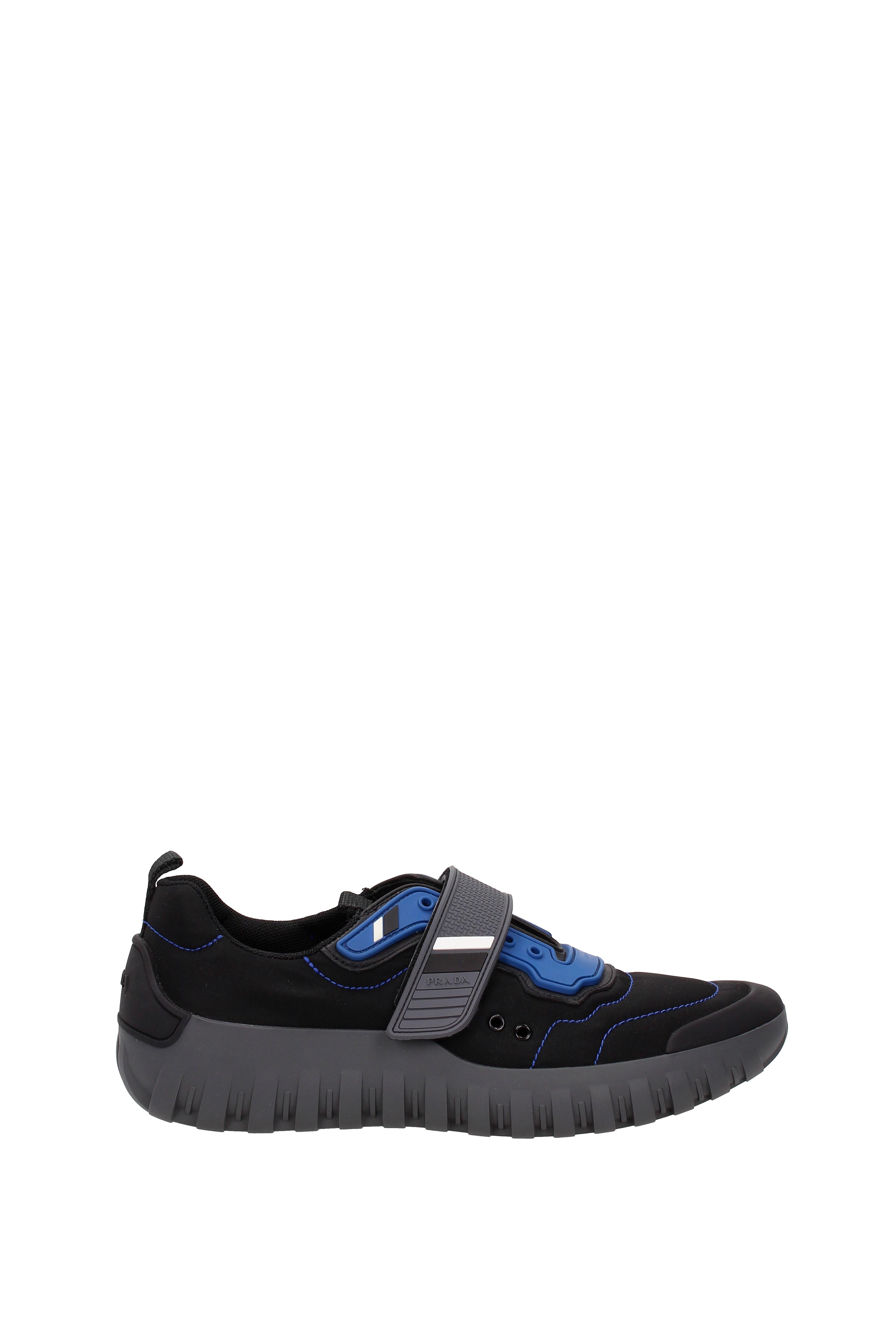 Sneakers Prada Herren - Stoff (4E3101)