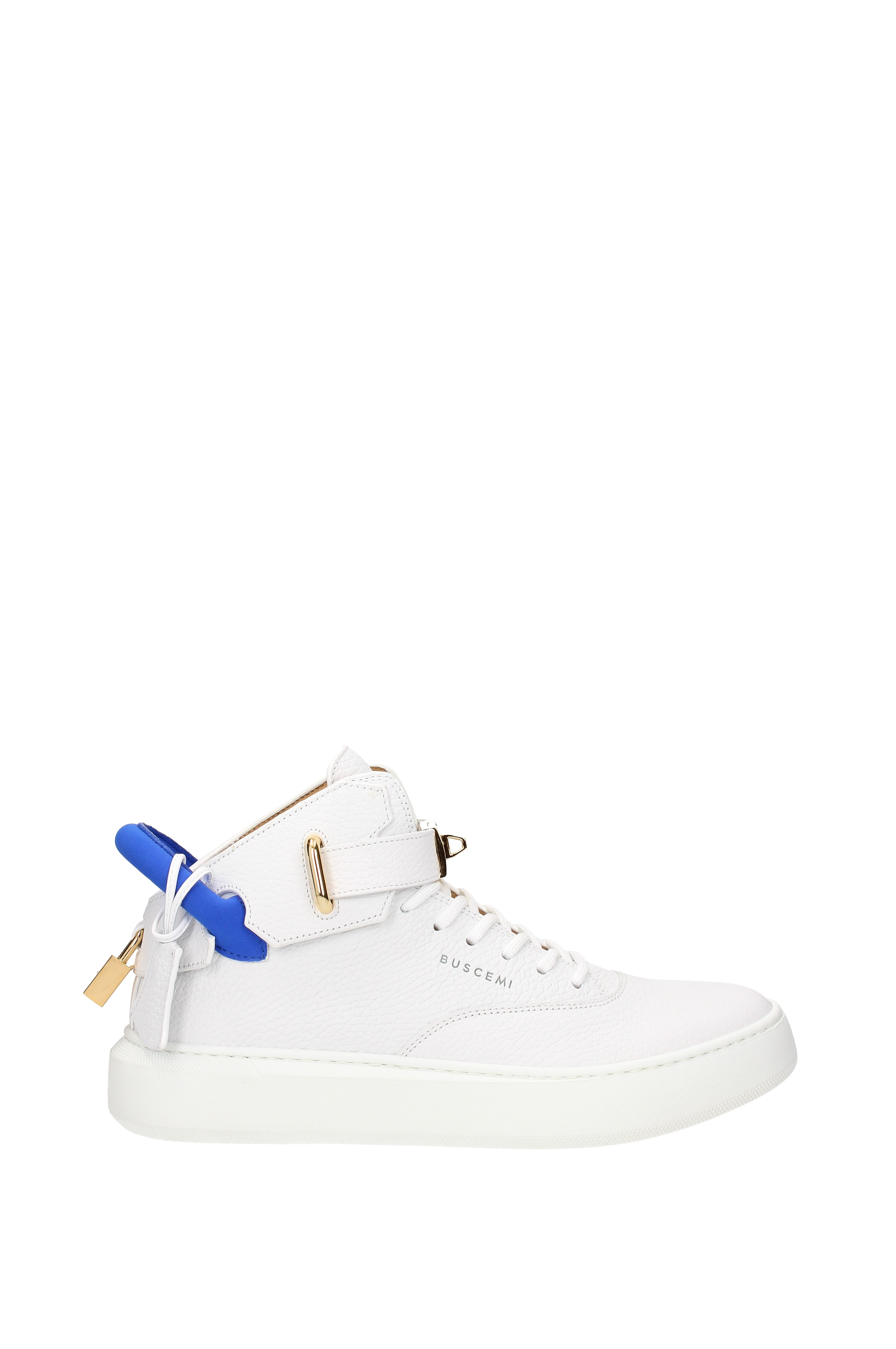 Sneakers Buscemi 100 mm Leder mid alce Herren - Leder mm (10MLC) ef6d81