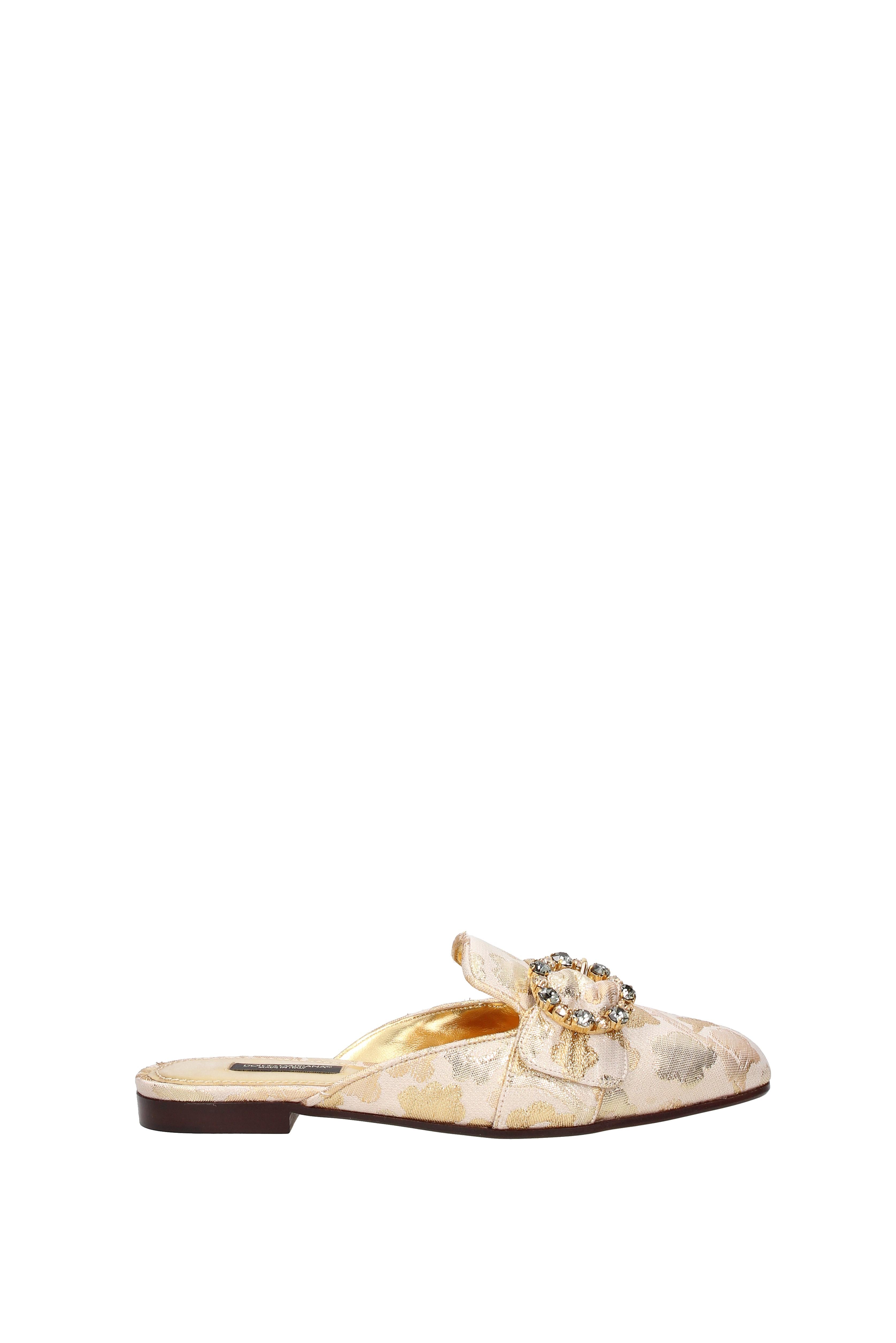 Slip-On Slip-On Slip-On Dolce&Gabbana Damen - Stoff (CI0004AG838) 560609