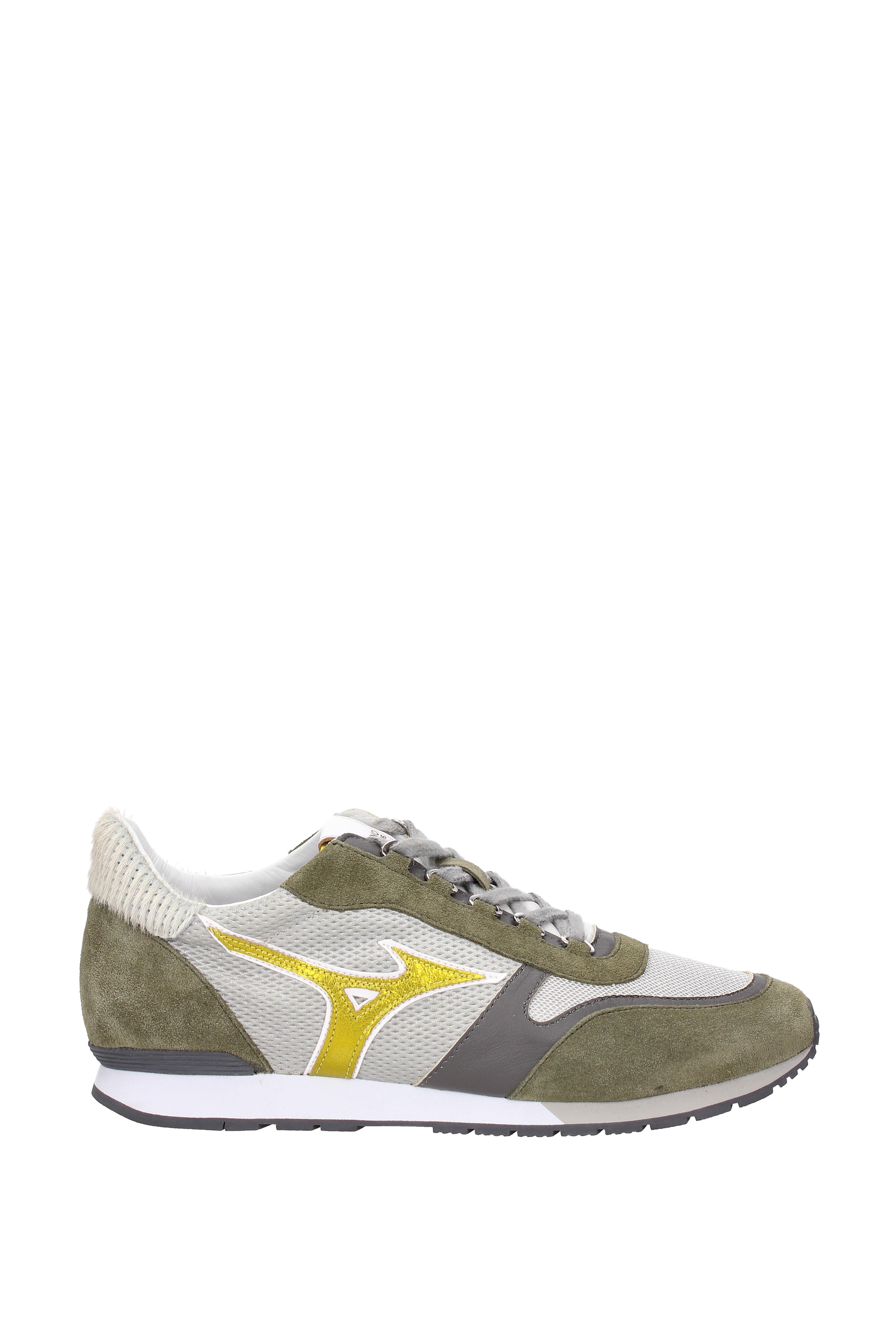 Sneakers Mizuno Herren naos Herren Mizuno - Leder (CAMOSCIOD1GB1742) de442e
