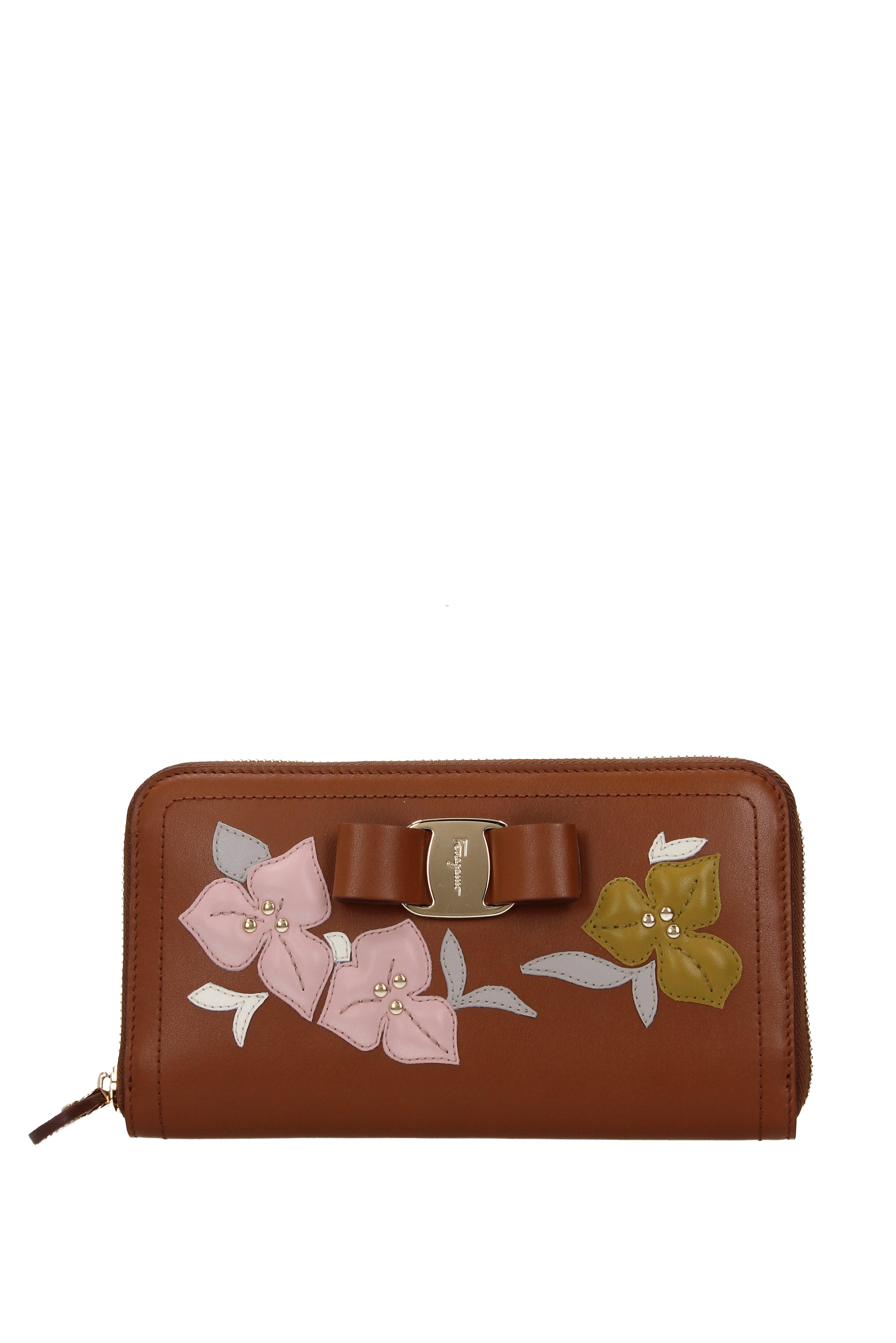 Brieftasche-Salvatore-Ferragamo-Damen-Leder-22C83206679