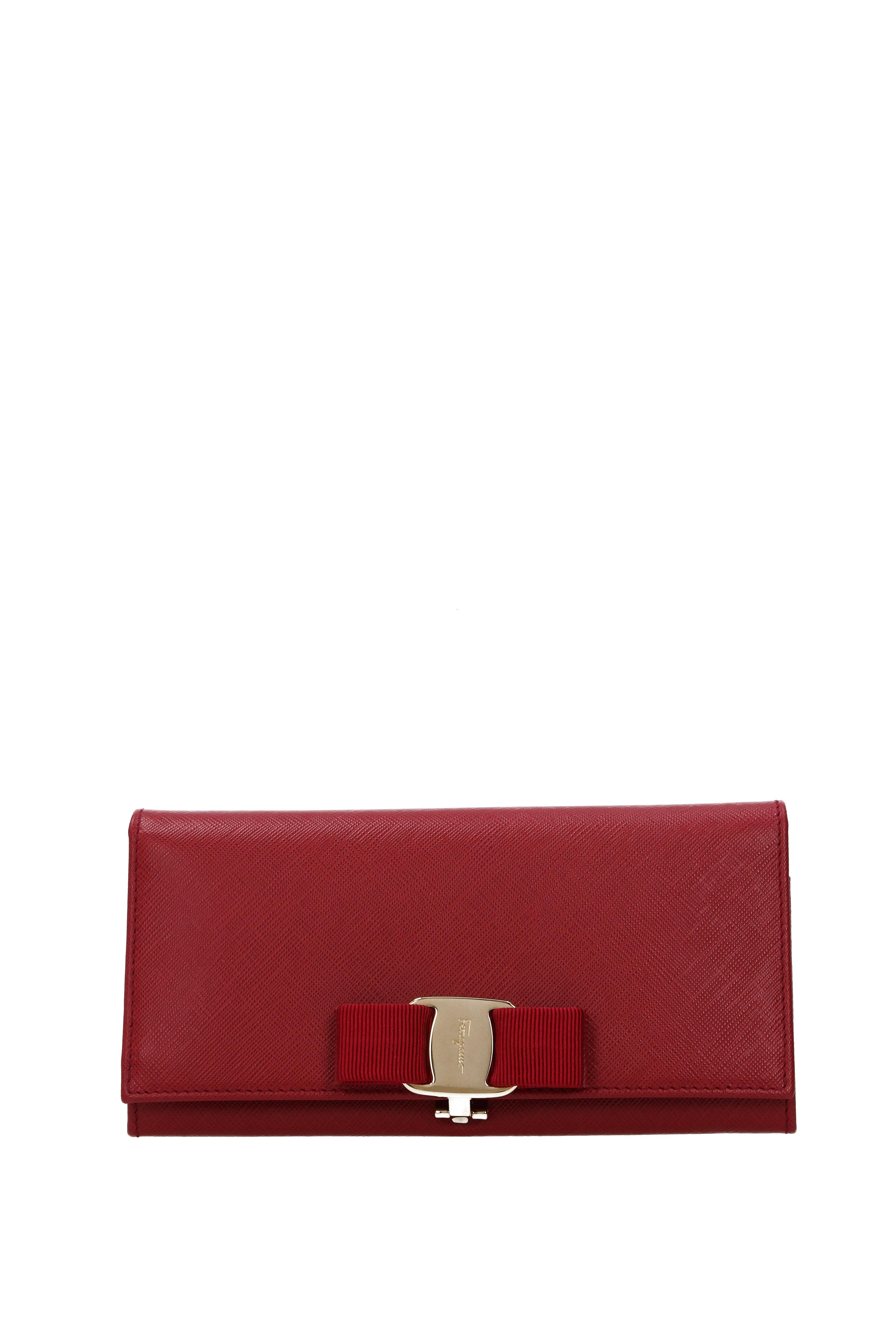 Brieftasche-Salvatore-Ferragamo-Damen-Leder-22A90005488