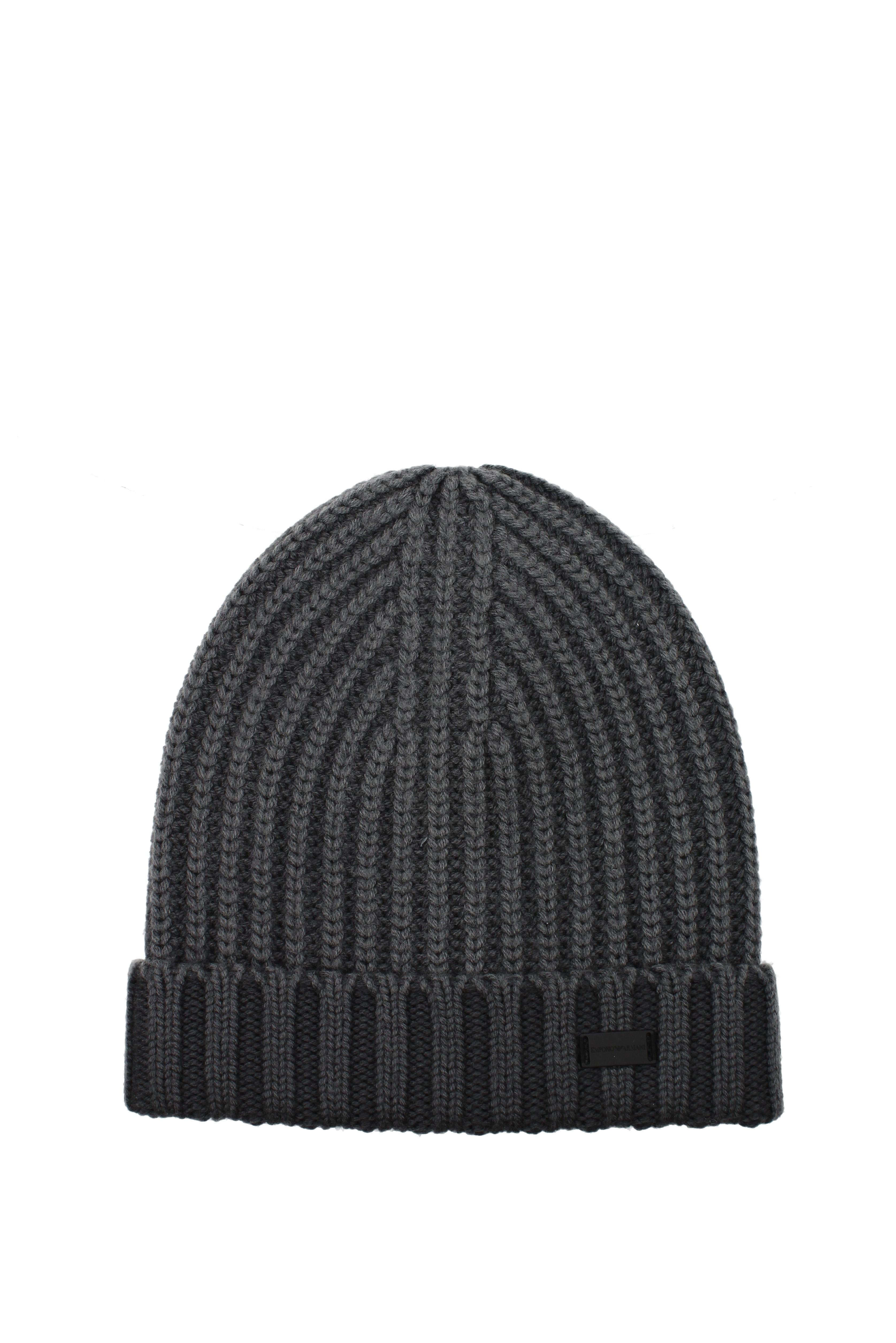 59e02cb158f5 Mützen   Hüte Armani Emporio Herren - Schurwolle (6278147A500)   eBay